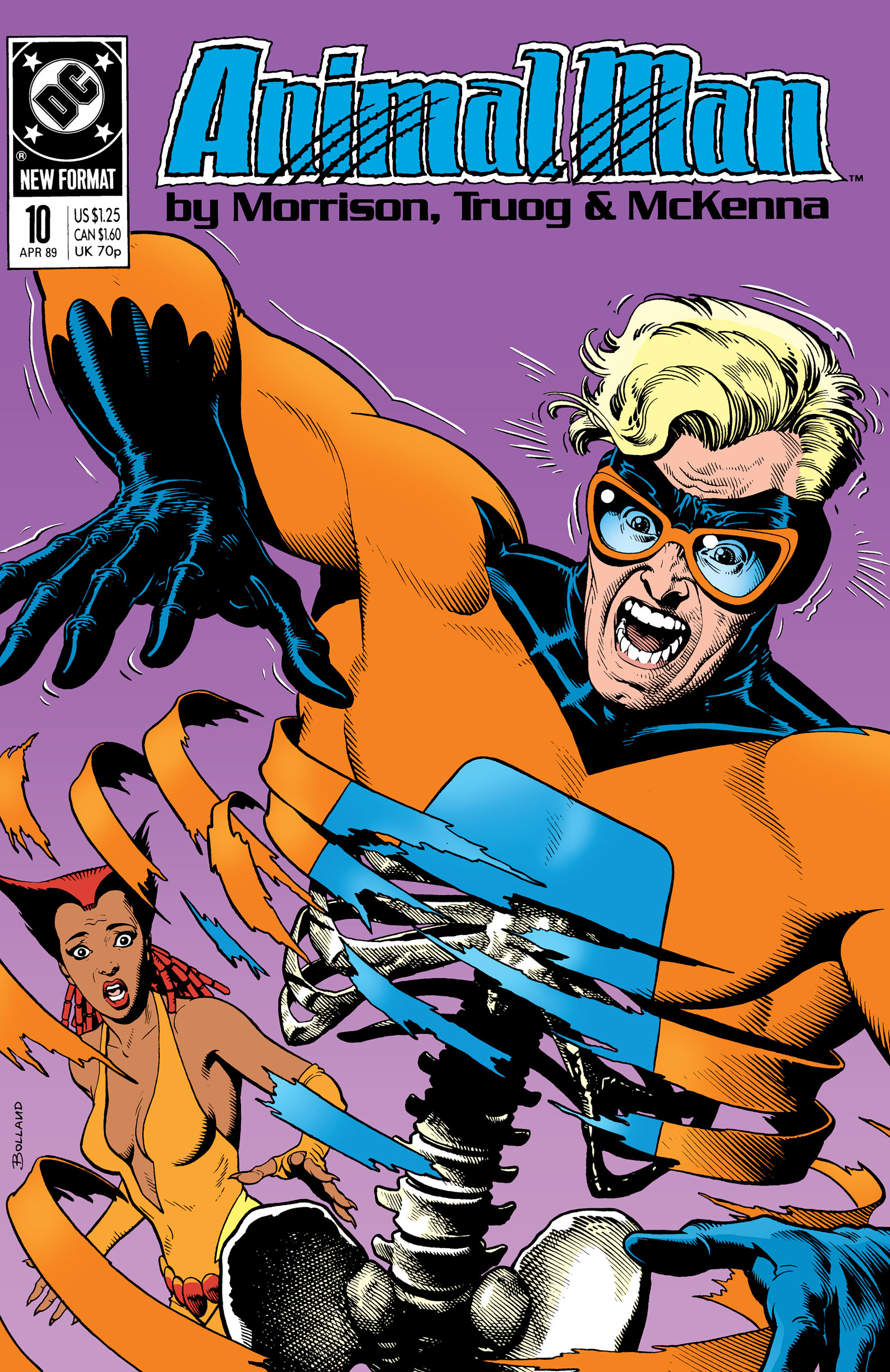 Animal Man issue 10 - Page 1