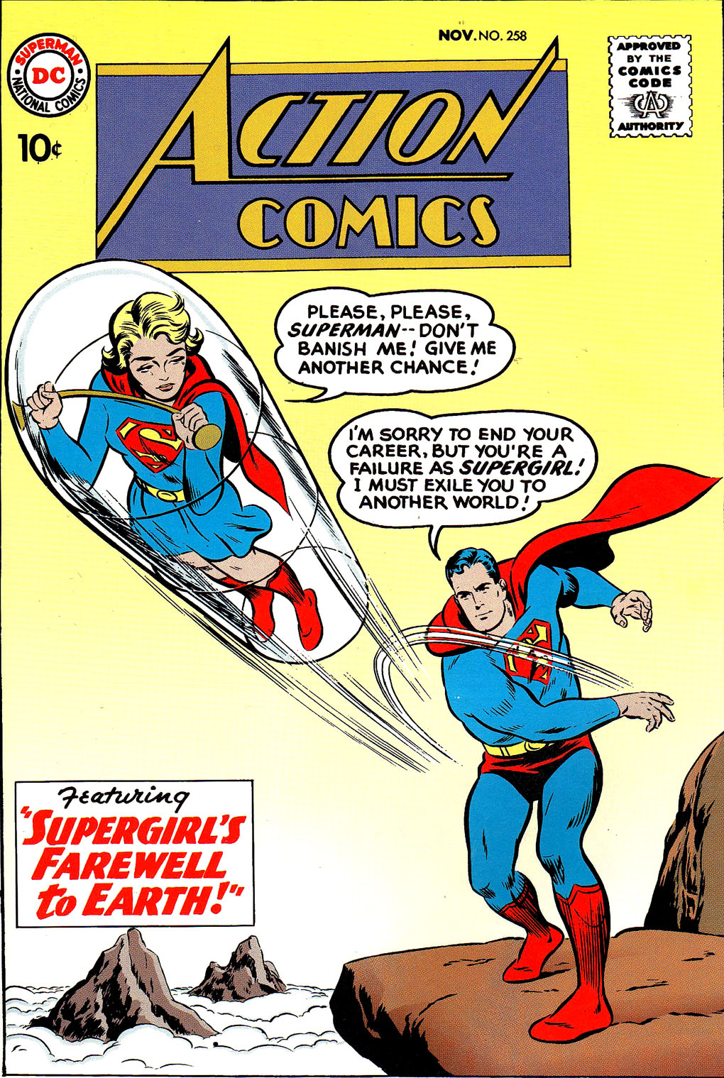 Read online Action Comics (1938) comic -  Issue #258 - 37