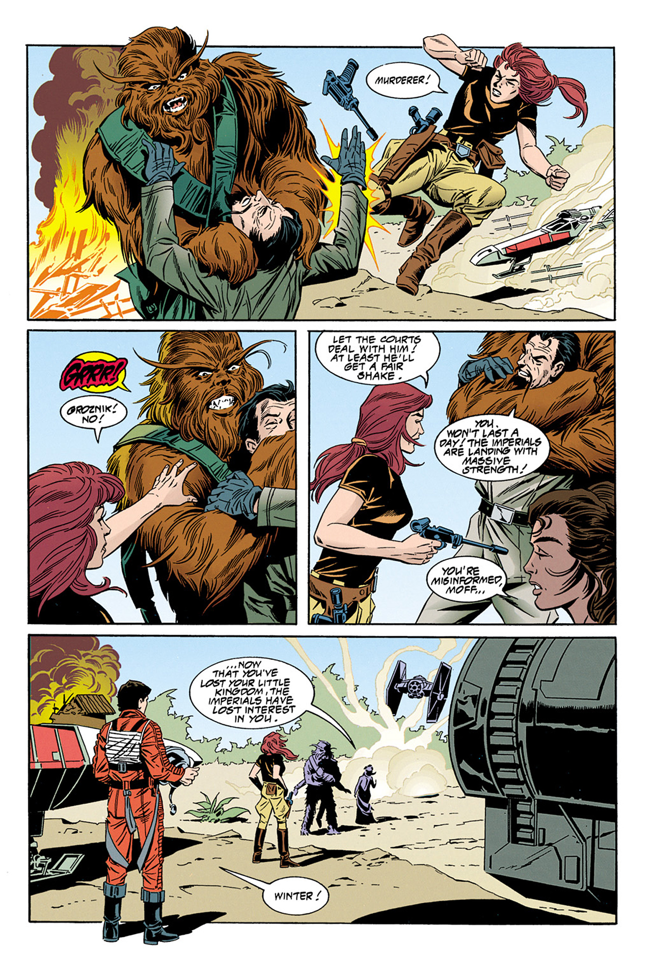 Read online Star Wars Omnibus comic -  Issue # Vol. 1 - 168