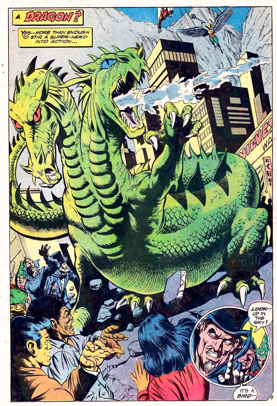 Read online Secret Society of Super-Villains comic -  Issue #7 - 10