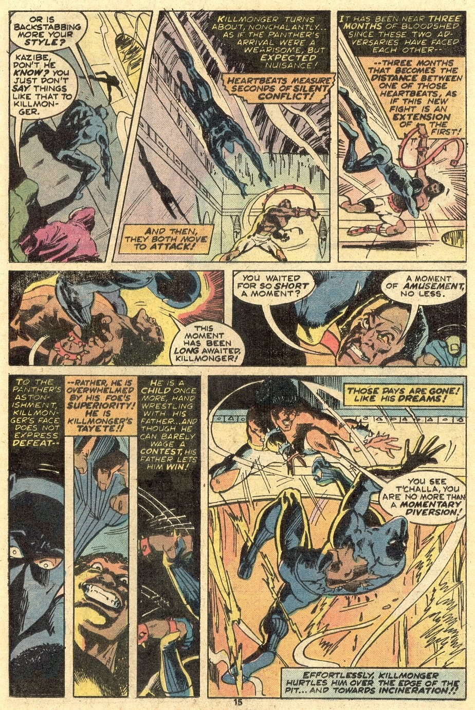 Jungle Action (1972) issue 12 - Page 17