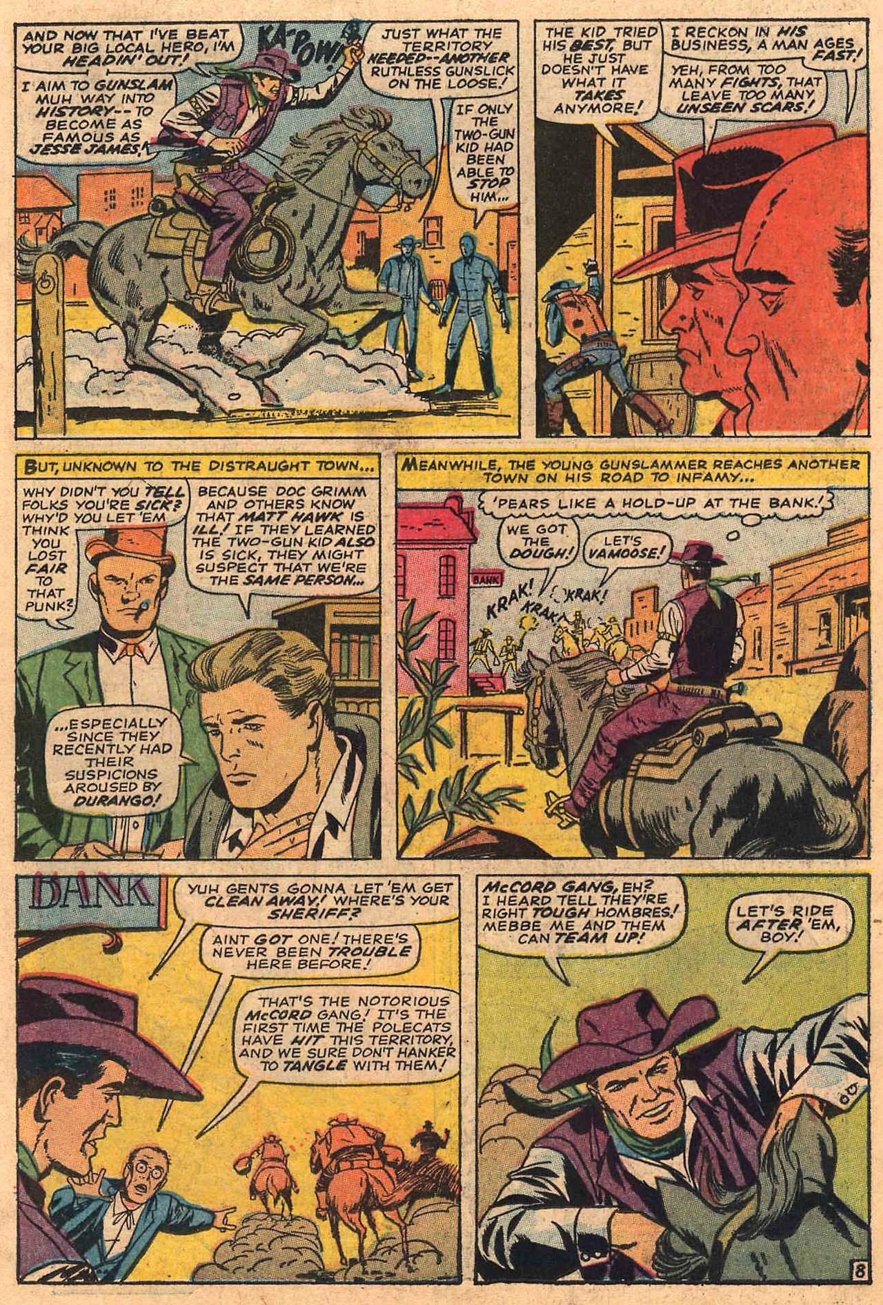 Read online Two-Gun Kid comic -  Issue #84 - 11