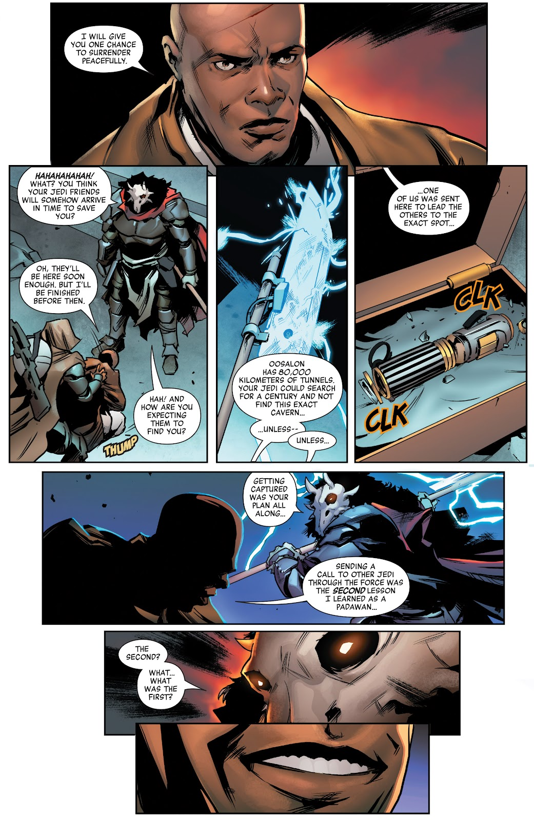 Read online Star Wars: Age of Republic Special comic -  Issue # Full - 7