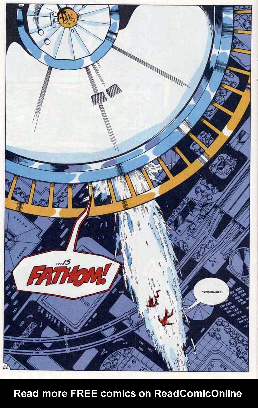 Elementals (1984) issue 1 - Page 23