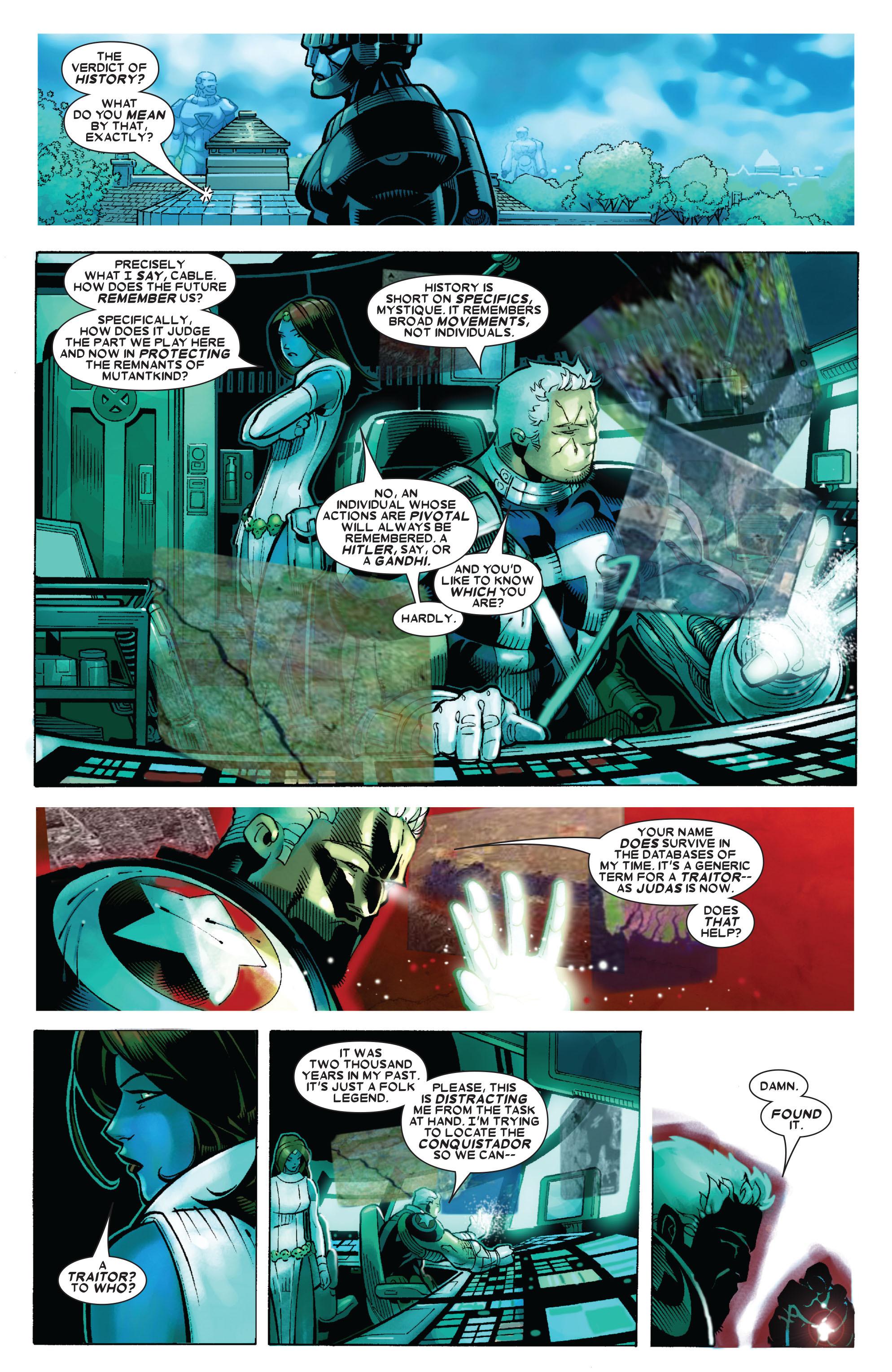 X-Men (1991) 192 Page 5
