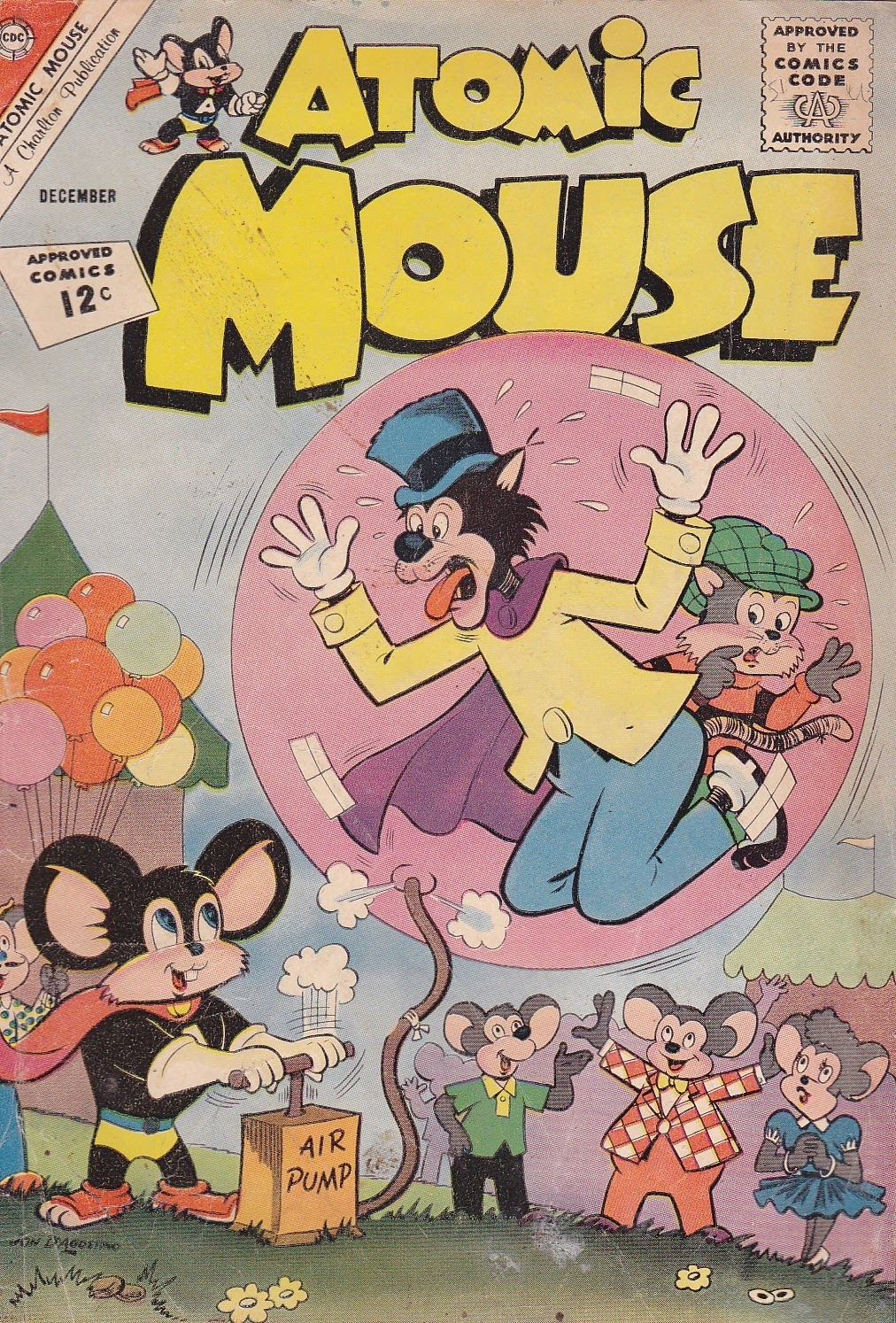 Atomic Mouse issue 51 - Page 1