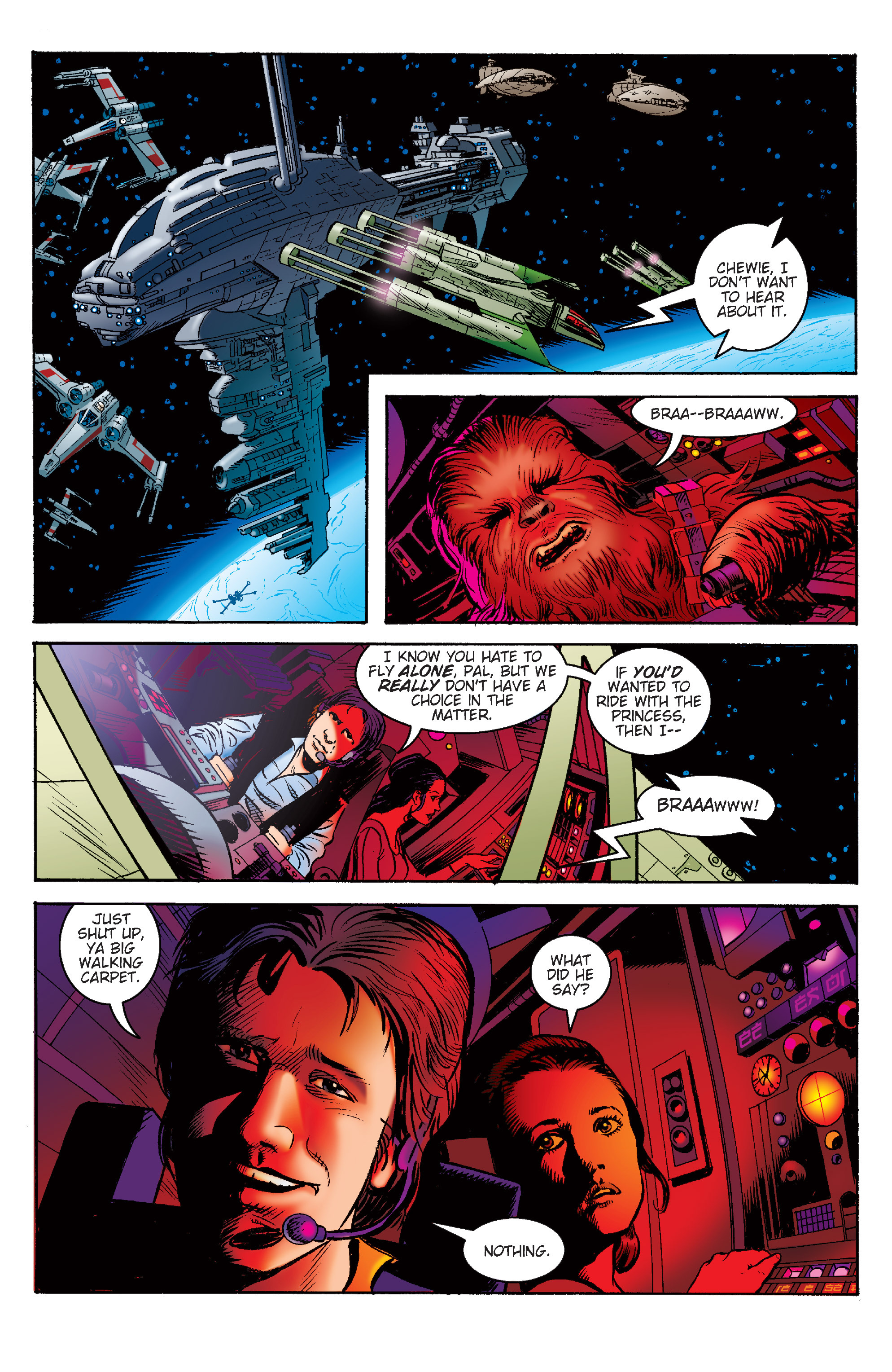 Read online Star Wars Omnibus comic -  Issue # Vol. 20 - 446