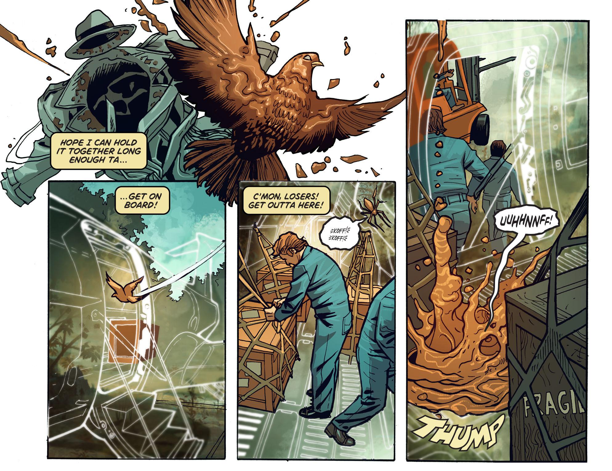 Read online Wonder Woman '77 [I] comic -  Issue #14 - 13