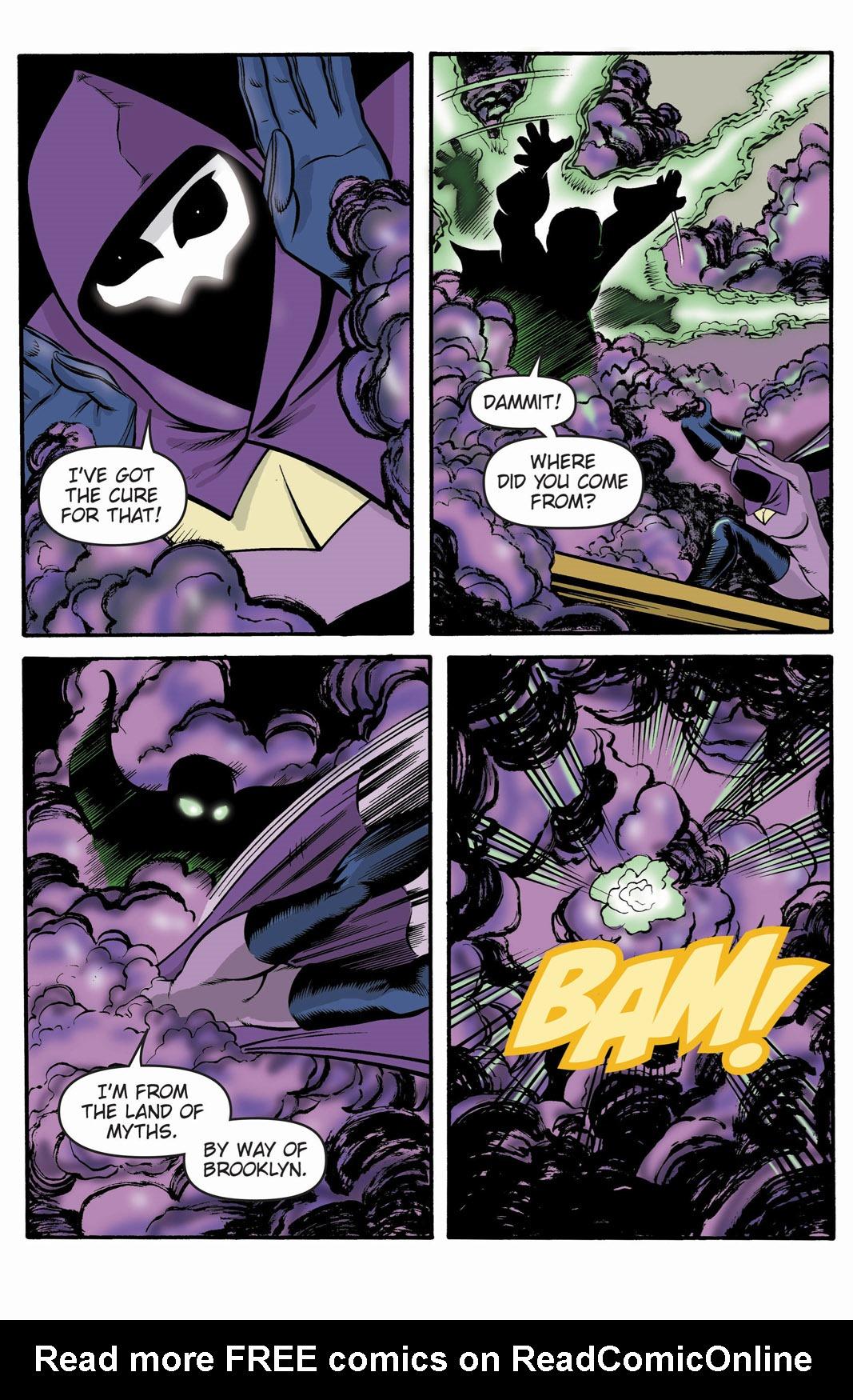 Read online SideChicks comic -  Issue #1 - 15