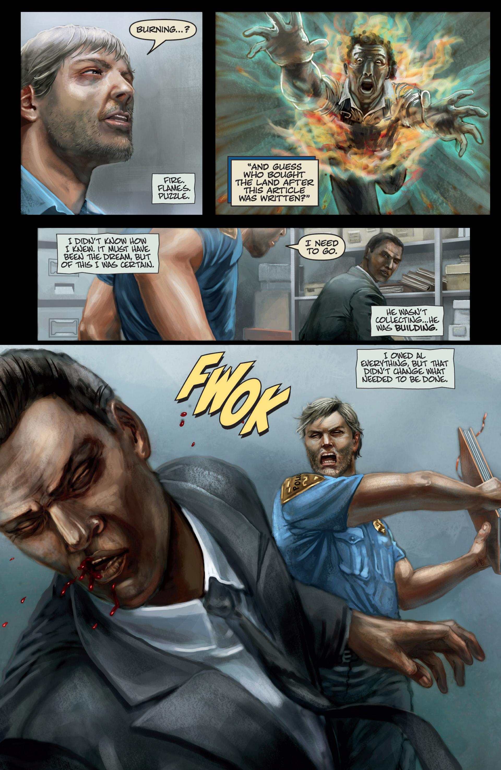 Read online Abattoir comic -  Issue #4 - 18