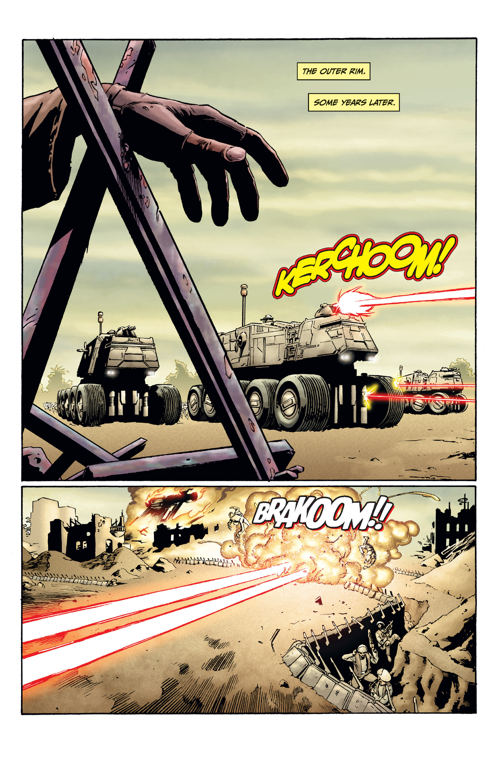Read online Star Wars Omnibus comic -  Issue # Vol. 20 - 190