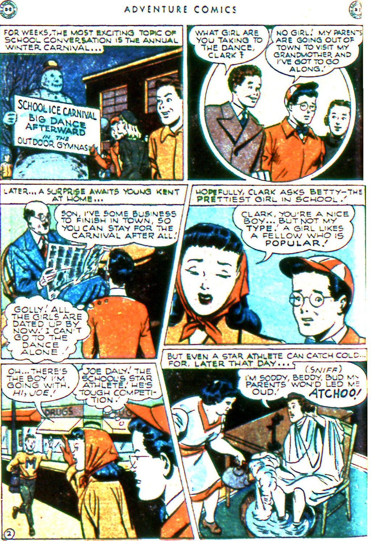 Read online Adventure Comics (1938) comic -  Issue #119 - 4