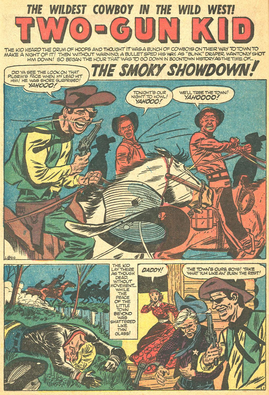 Read online Two-Gun Kid comic -  Issue #37 - 16