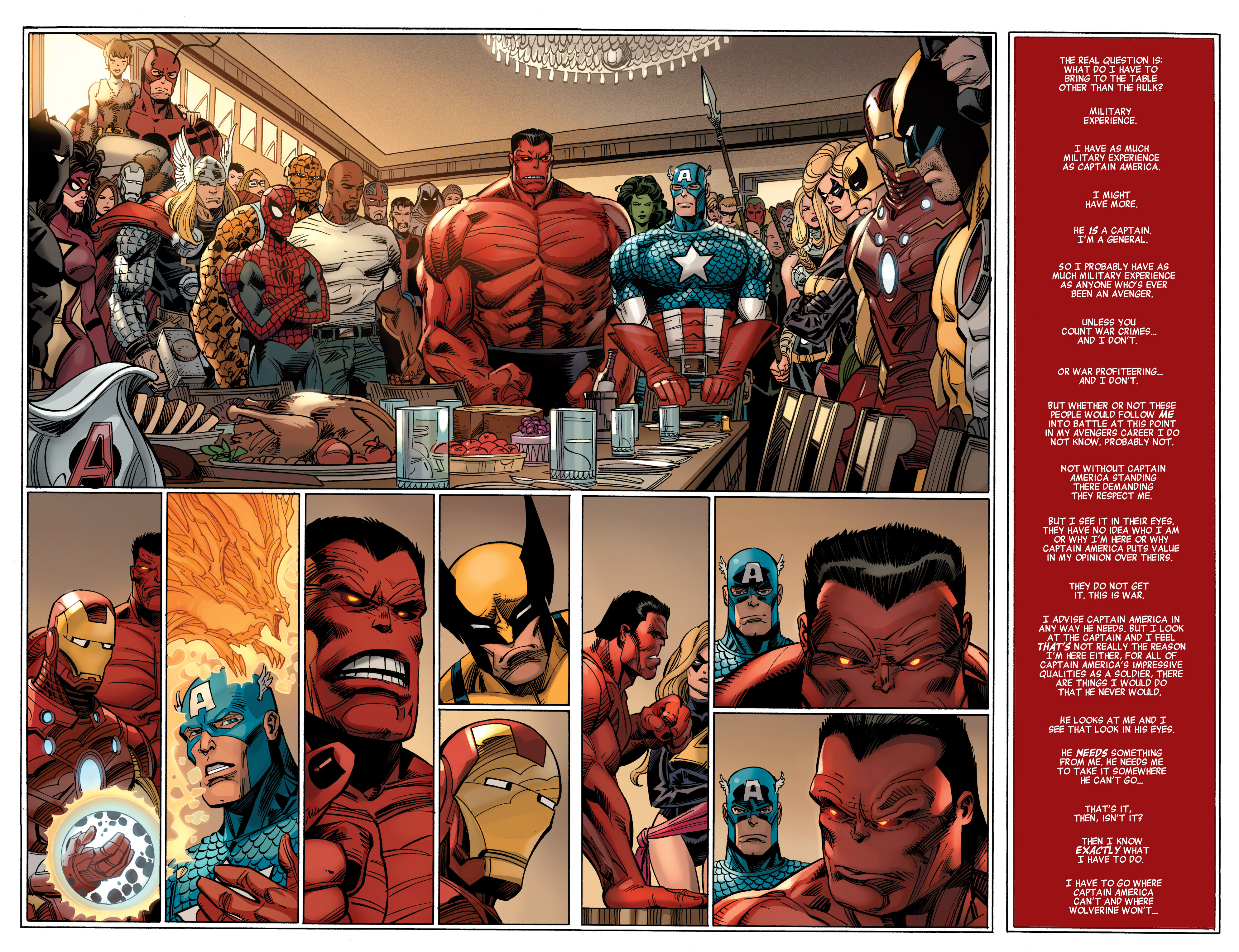 Read online Avengers (2010) comic -  Issue #28 - 4