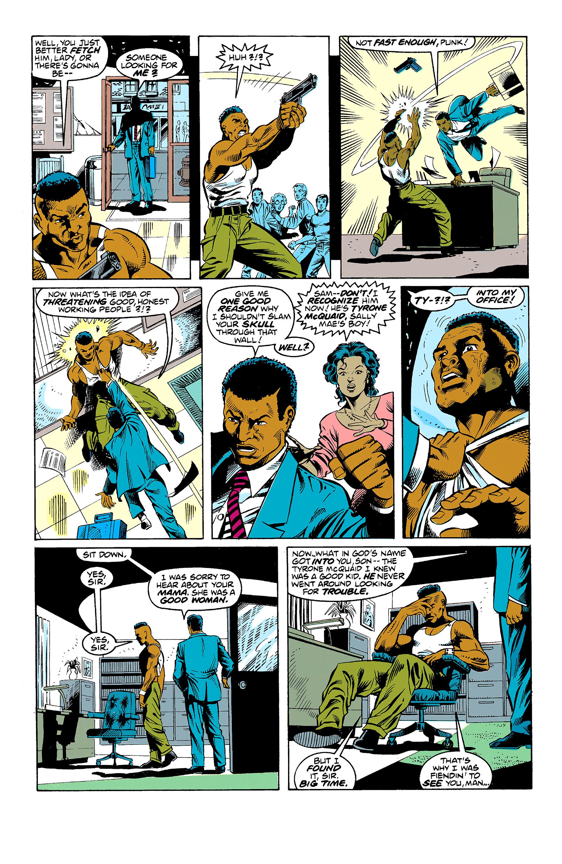 Read online Captain America (1968) comic -  Issue # _Annual 11 - 33