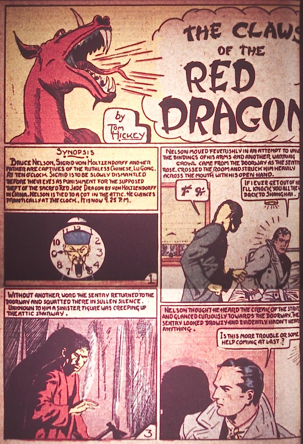 Read online Detective Comics (1937) comic -  Issue #8 - 22