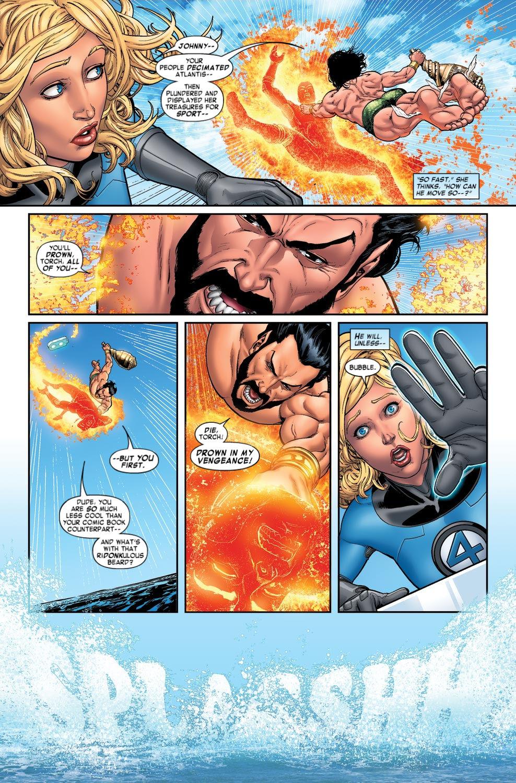 Read online Fantastic Four: Season One comic -  Issue # TPB - 88