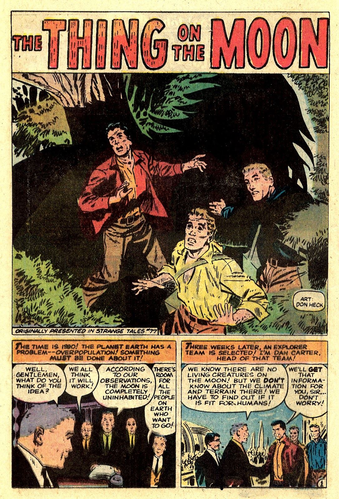 Journey Into Mystery (1972) issue 14 - Page 12