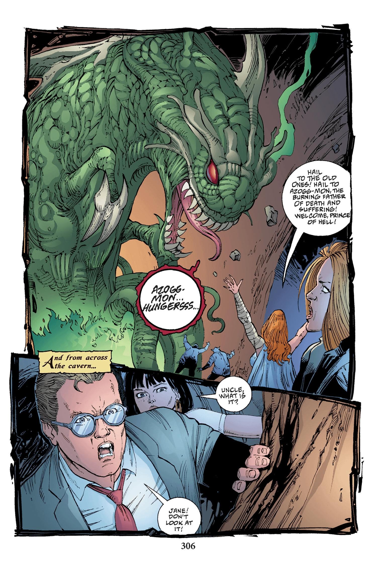 Read online Buffy the Vampire Slayer: Omnibus comic -  Issue # TPB 2 - 298