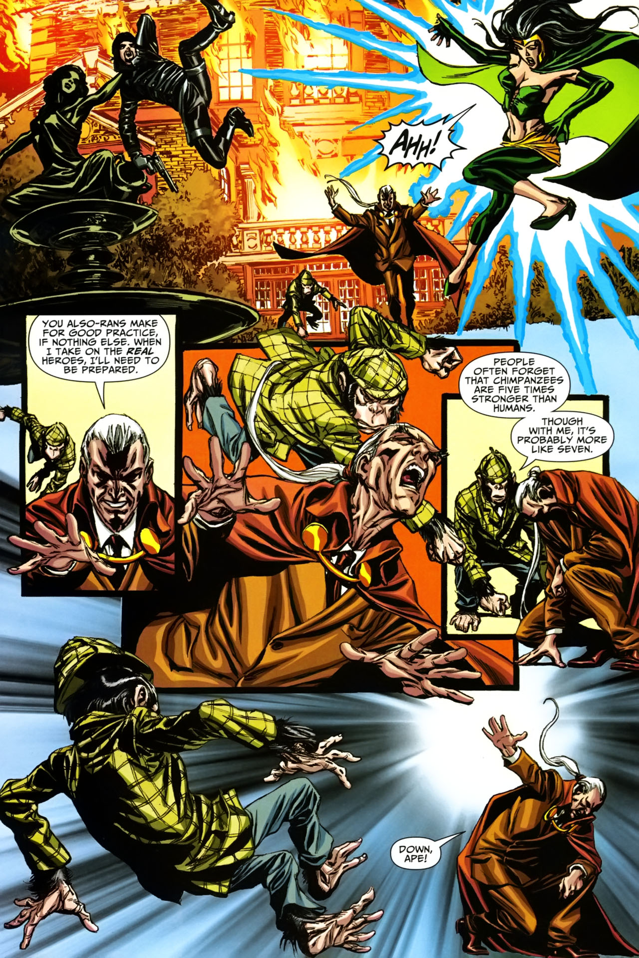 Read online Shadowpact comic -  Issue #19 - 13