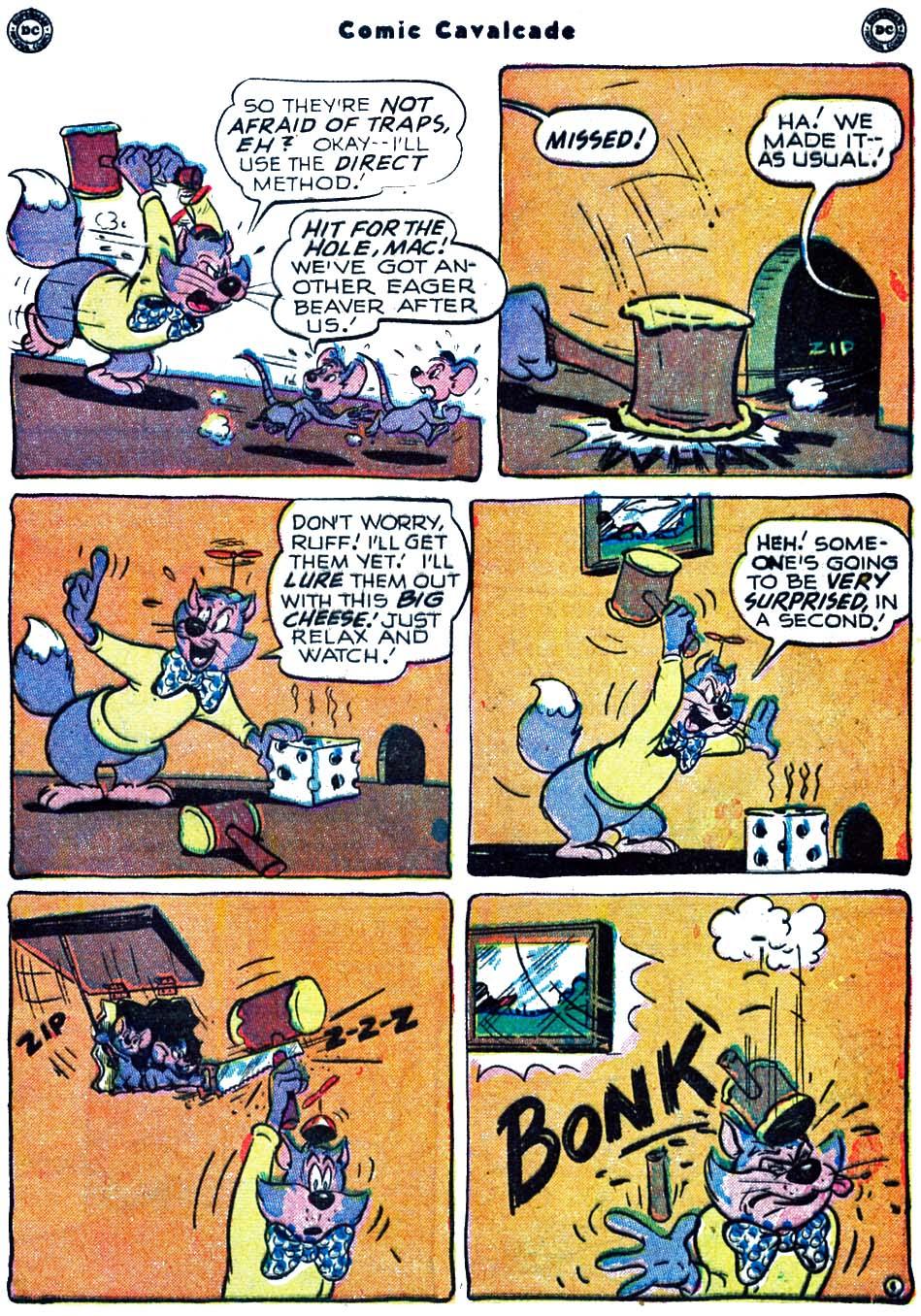 Comic Cavalcade issue 40 - Page 55