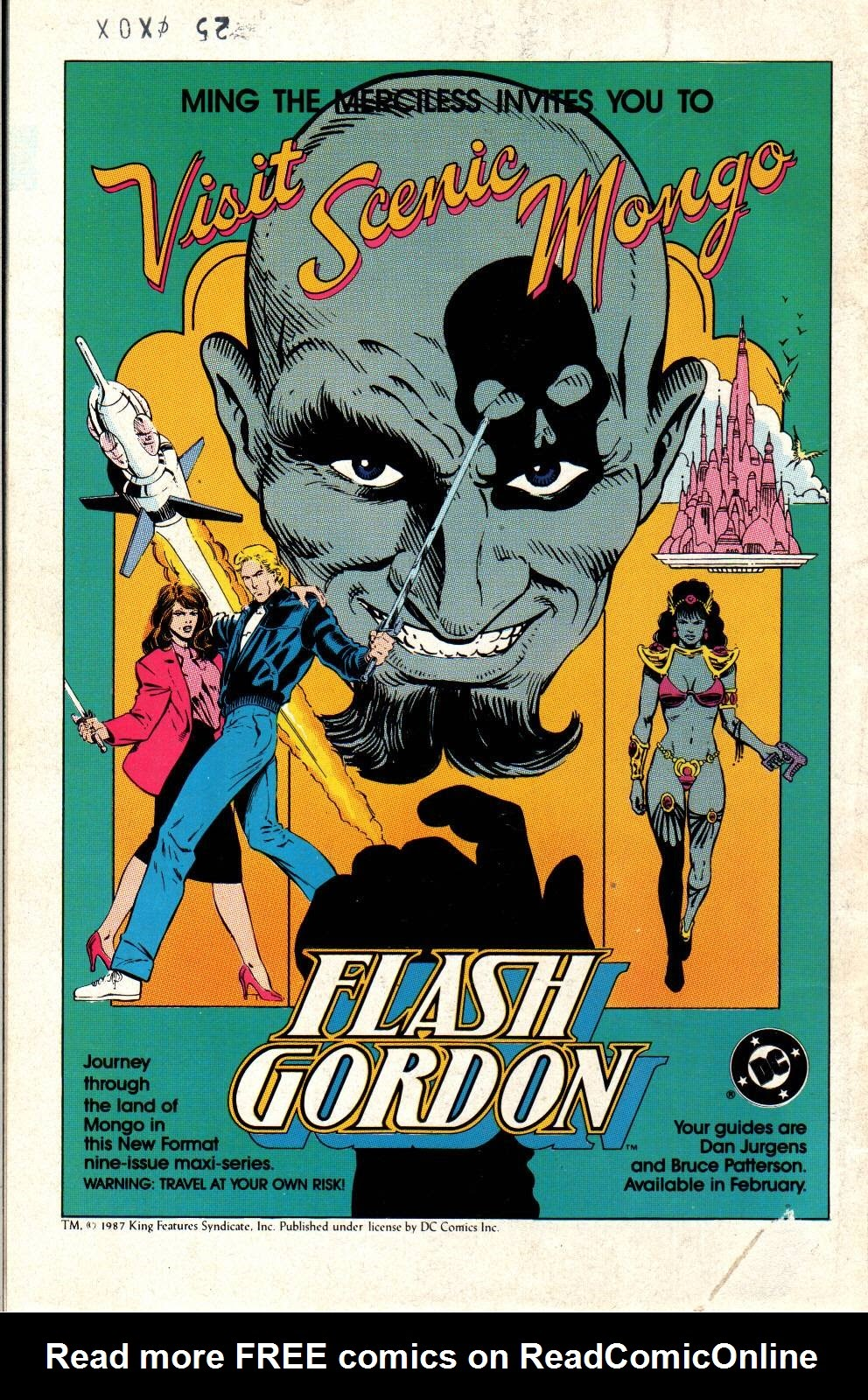 Read online The Phantom (1988) comic -  Issue #1 - 36