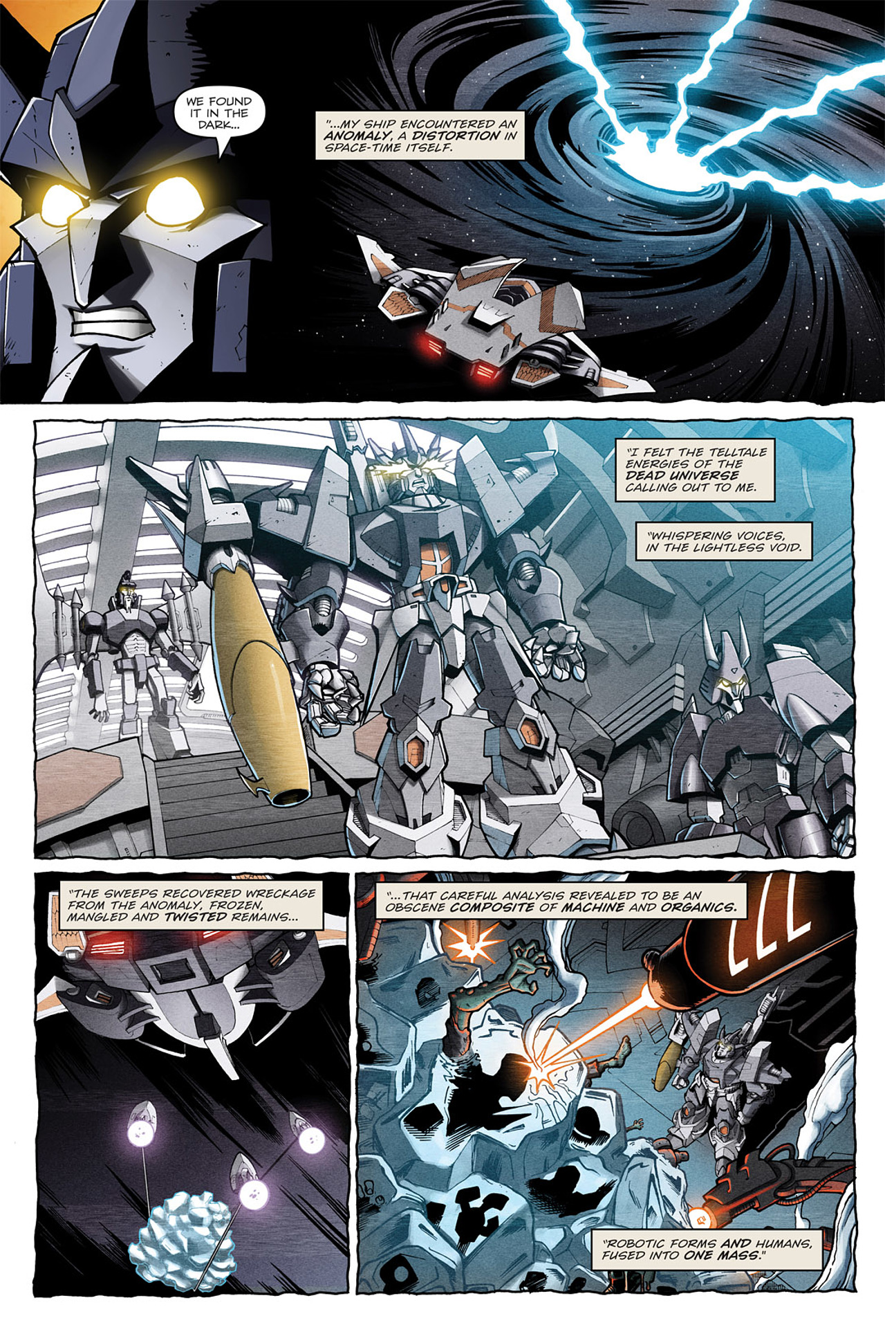 Read online Transformers: Infestation comic -  Issue #1 - 22