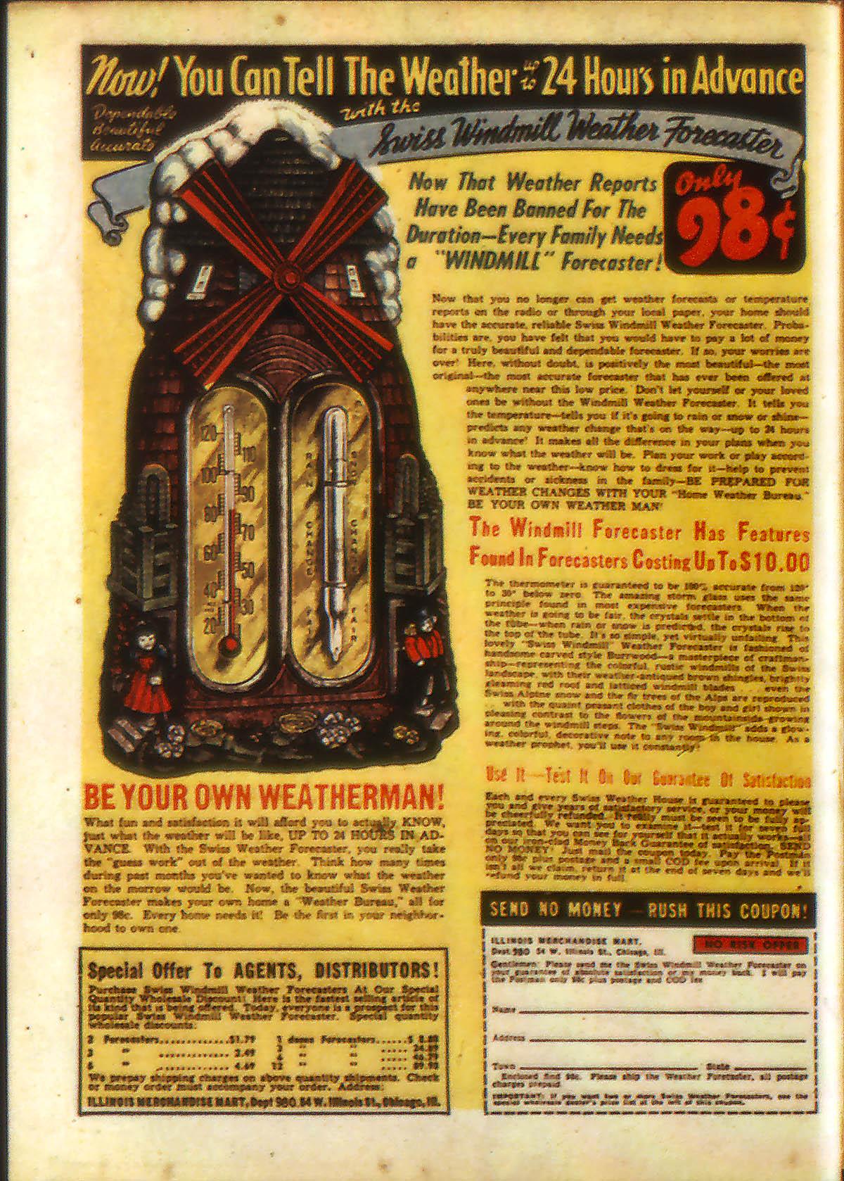 Read online Adventure Comics (1938) comic -  Issue #88 - 58