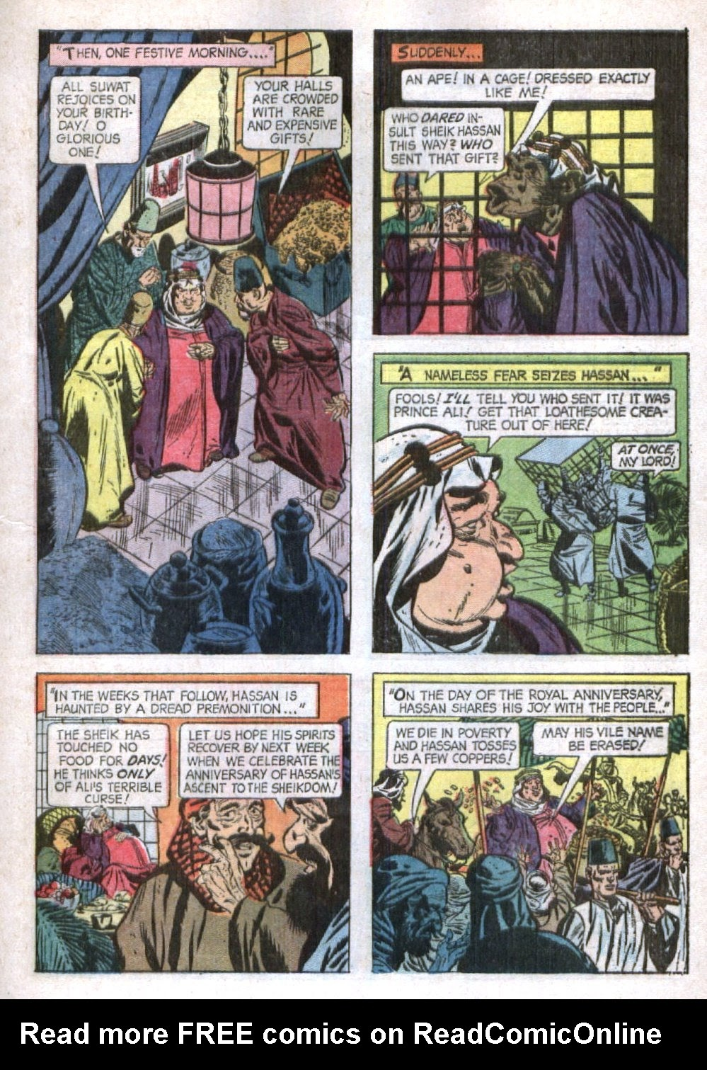 Boris Karloff Tales of Mystery issue 5 - Page 29