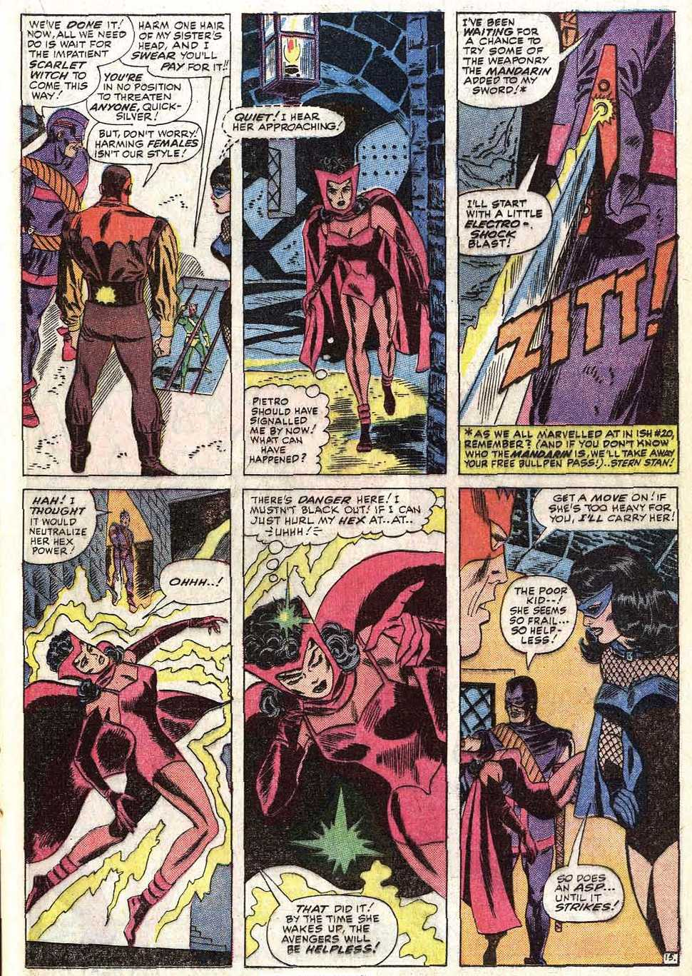 The Avengers (1963) 29 Page 20