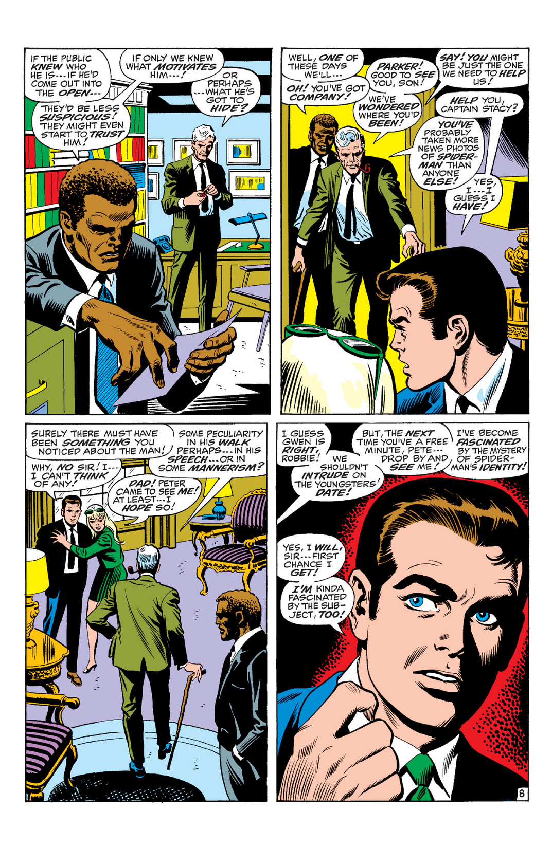 The Amazing Spider-Man (1963) 76 Page 8