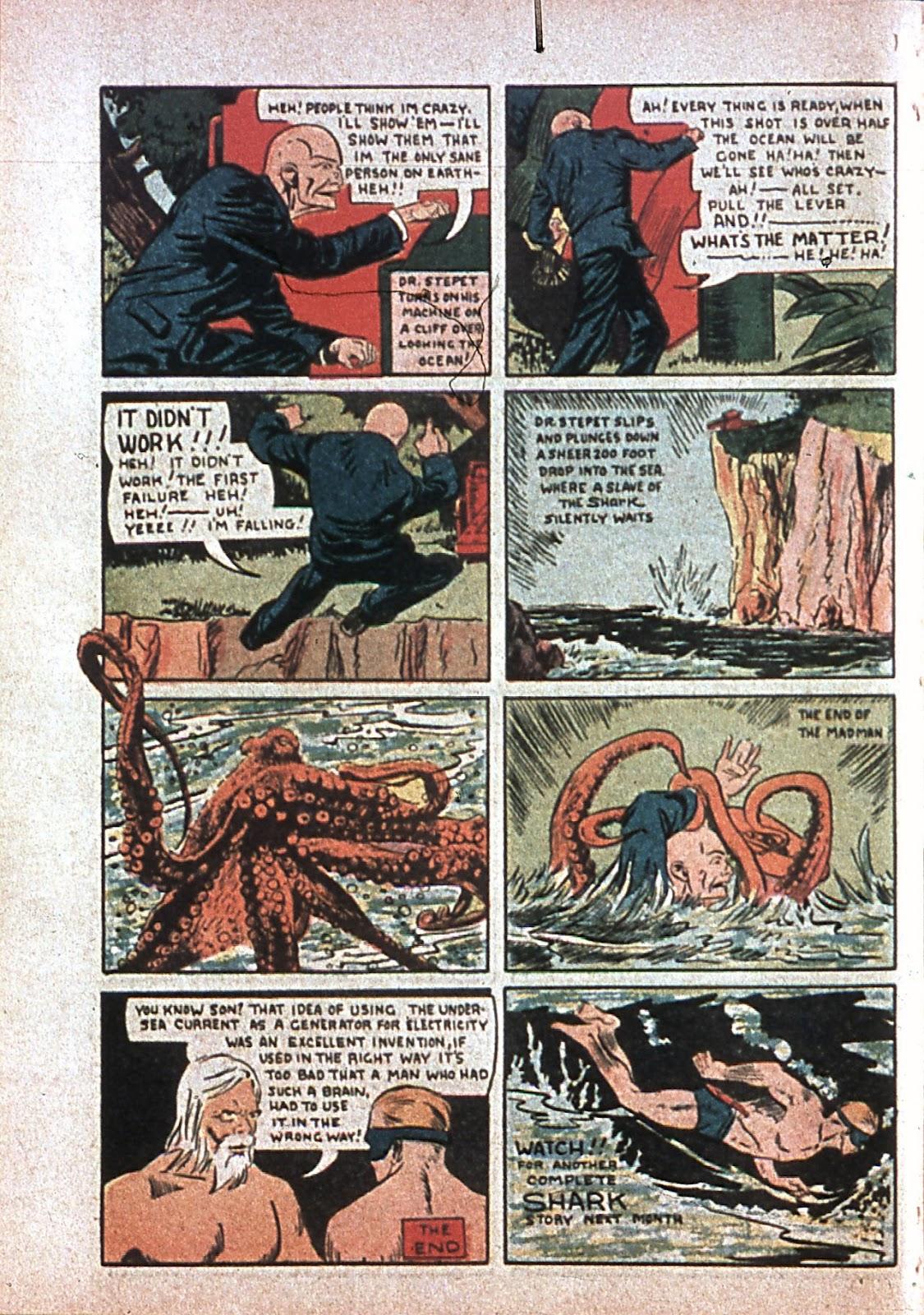 Amazing Man Comics issue 7 - Page 67