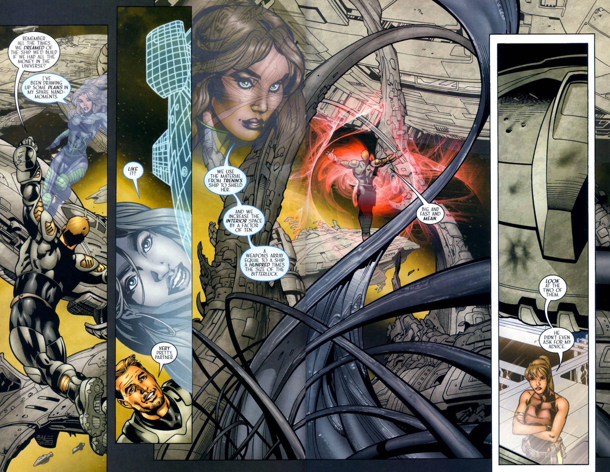 Read online Sigil (2000) comic -  Issue #33 - 11