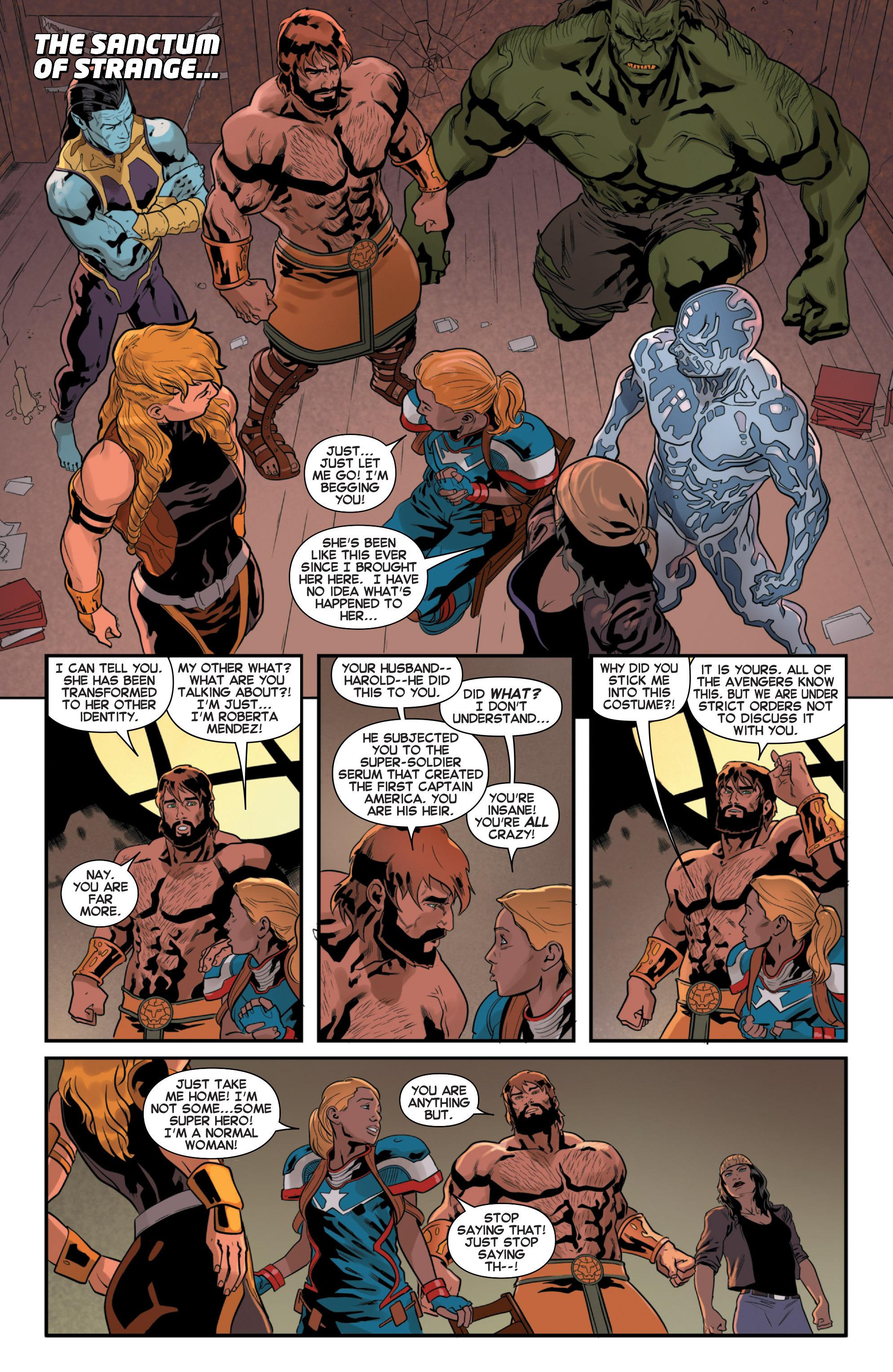 Read online Secret Wars 2099 comic -  Issue #5 - 4