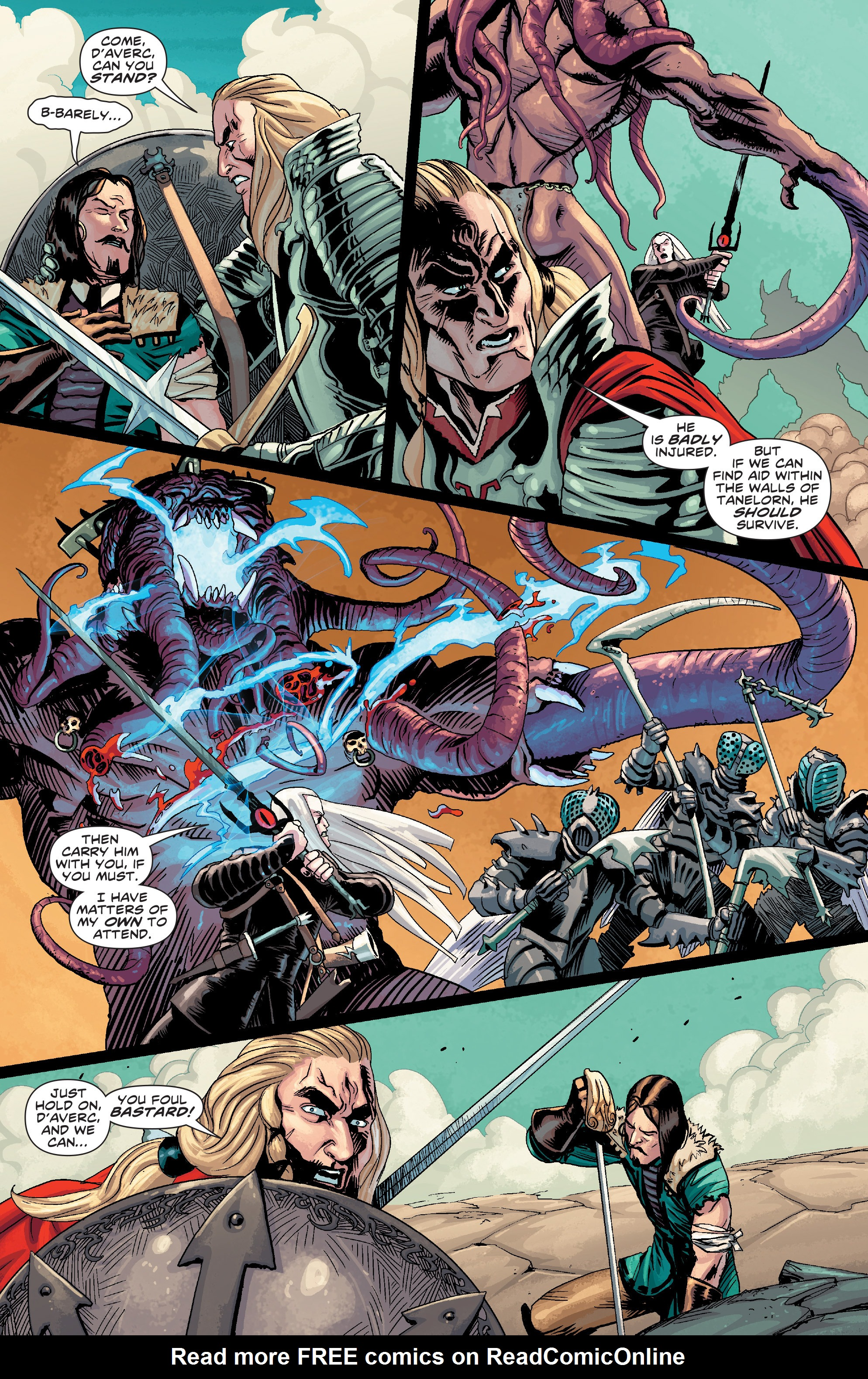 Read online Elric: The Balance Lost comic -  Issue # TPB 2 - 61