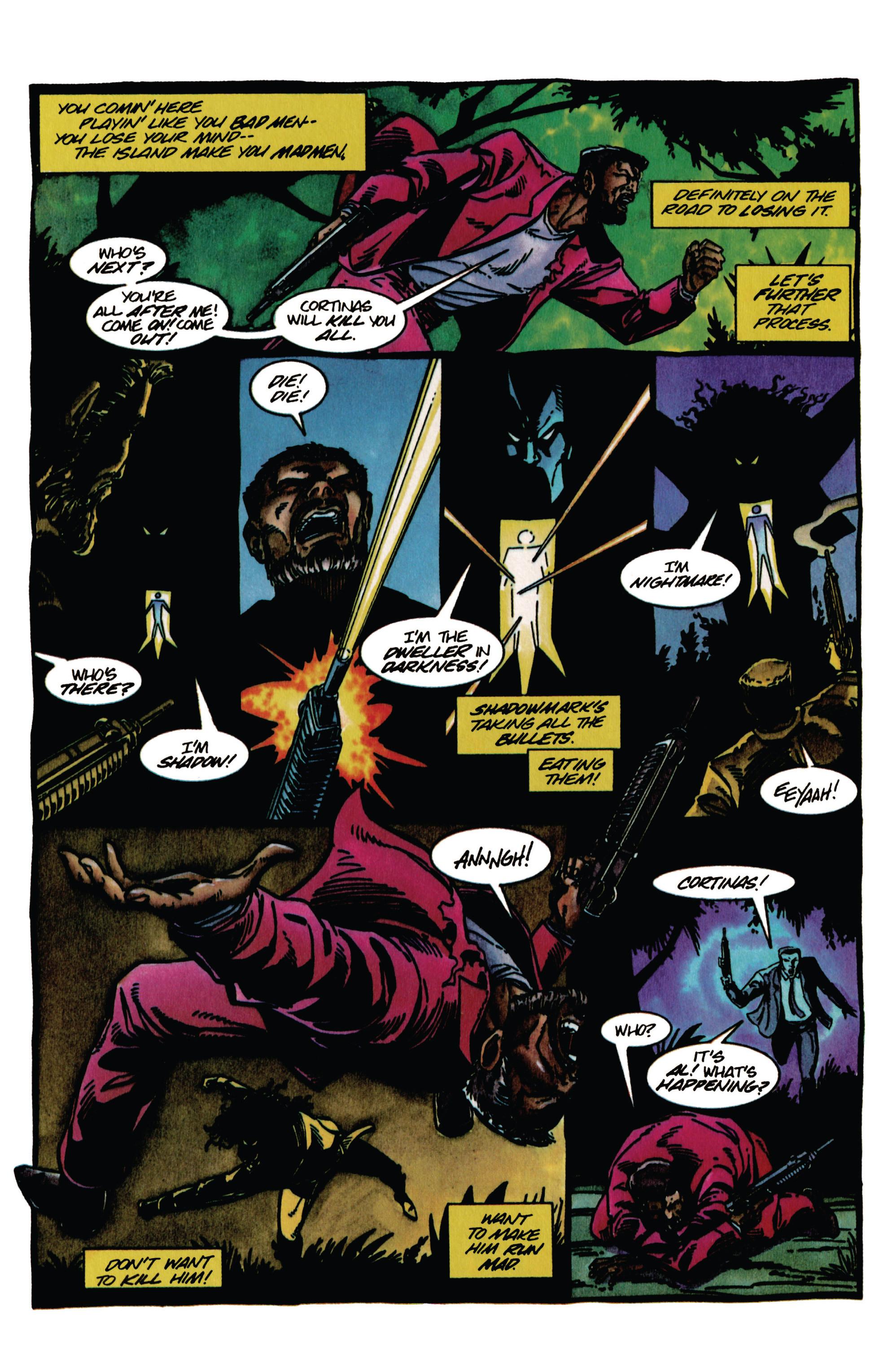 Read online Shadowman (1992) comic -  Issue #34 - 17