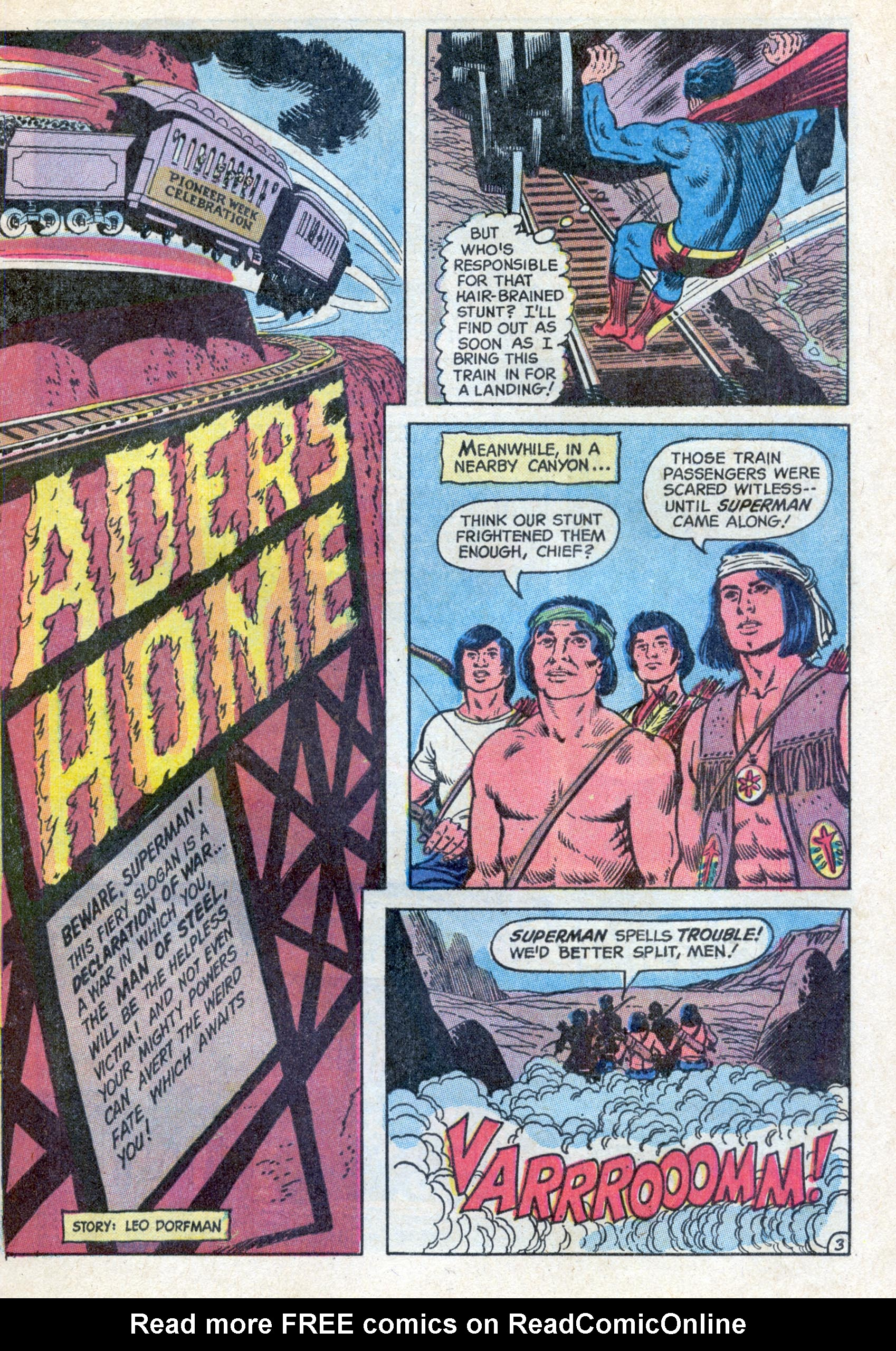 Read online Action Comics (1938) comic -  Issue #401 - 5