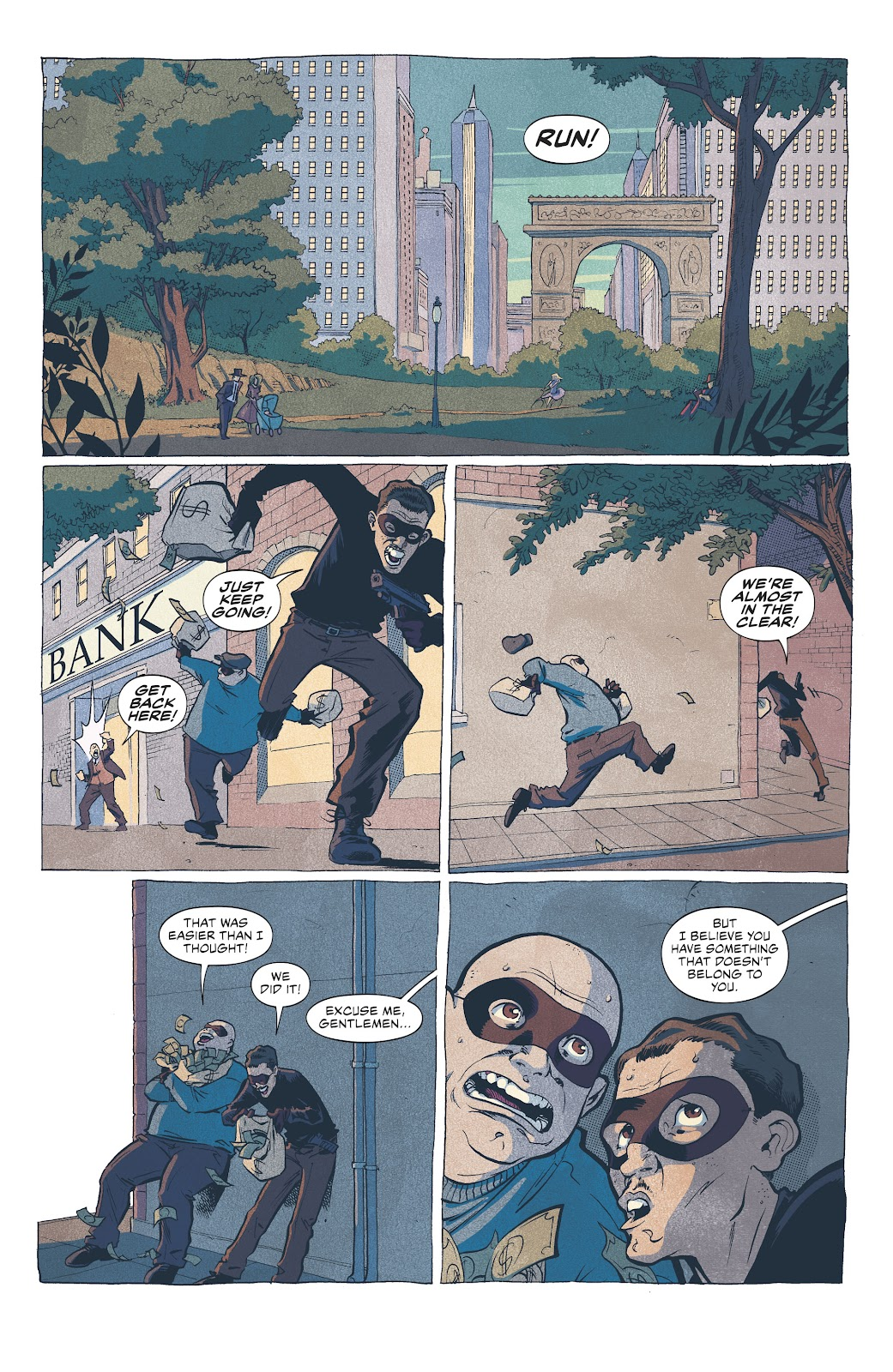 Collapser issue 5 - Page 3