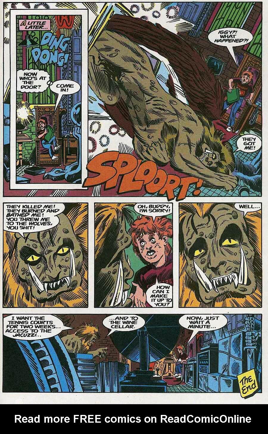 Elementals (1984) issue 19 - Page 29