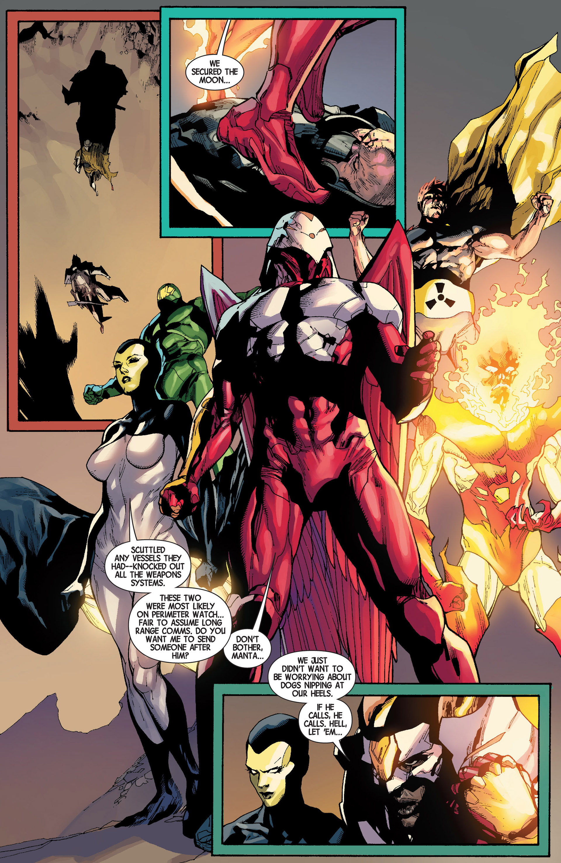 Read online Avengers (2013) comic -  Issue #22 - 11
