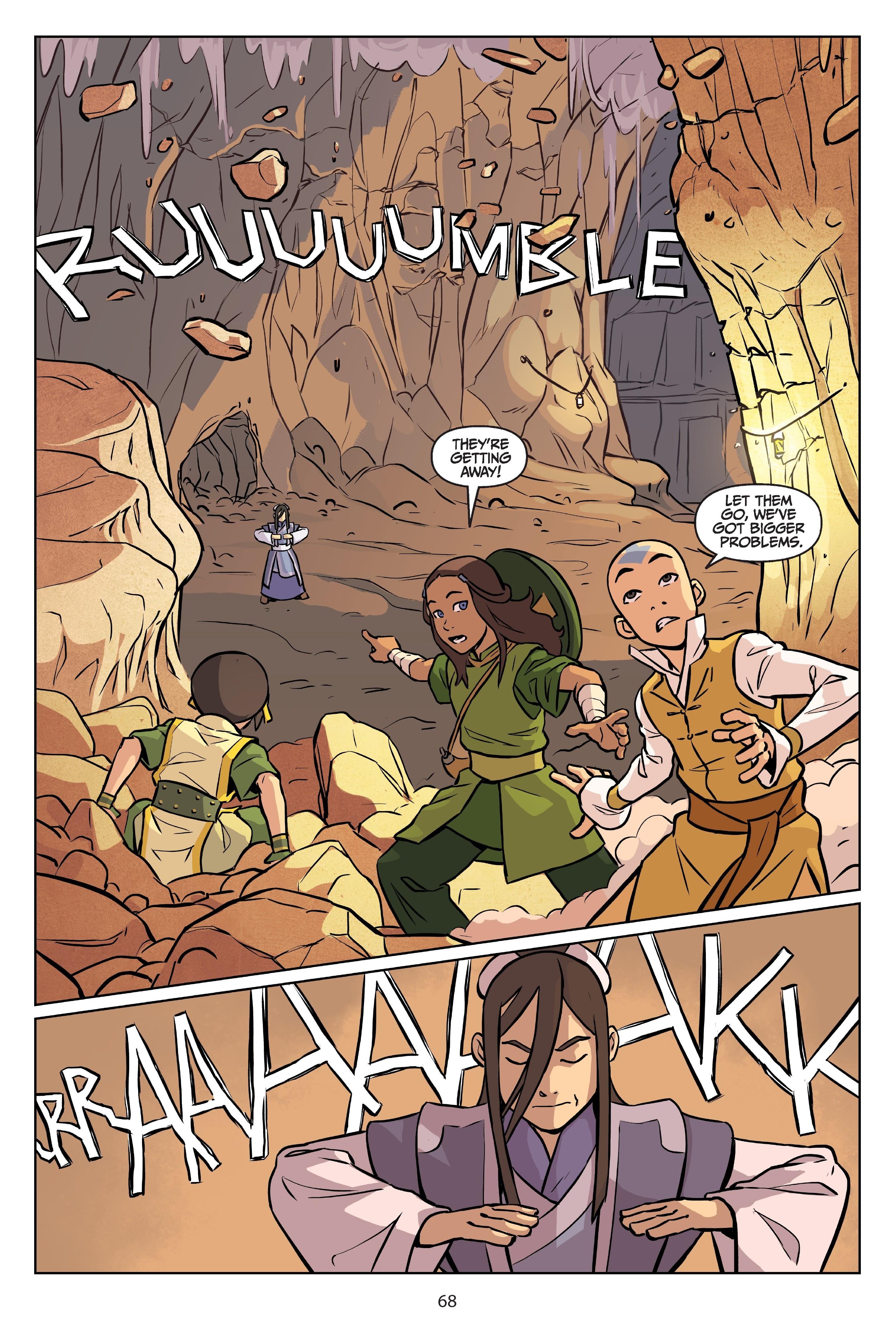 Nickelodeon Avatar: The Last Airbender - Imbalance TPB_2 Page 68
