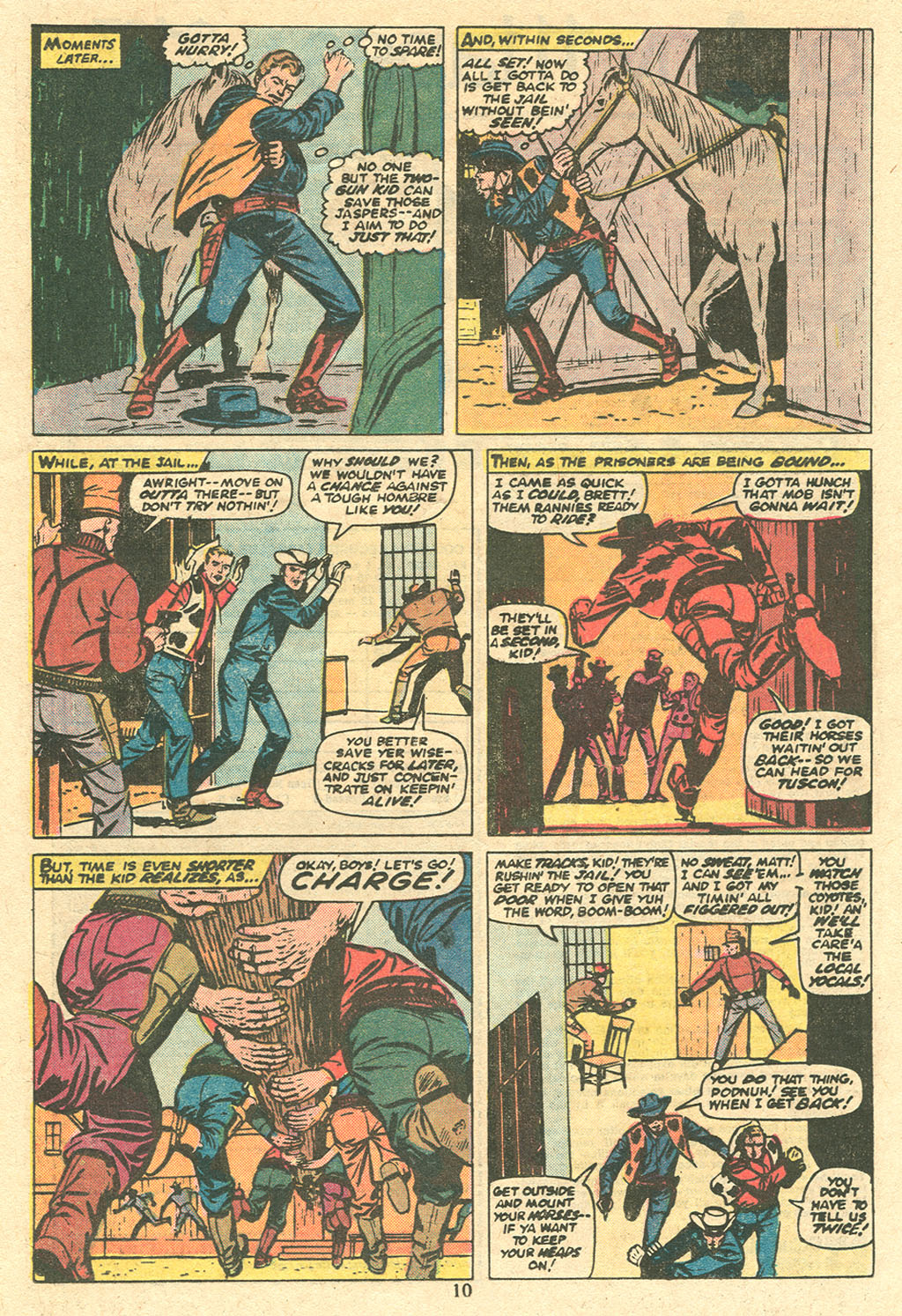 Read online Two-Gun Kid comic -  Issue #117 - 11
