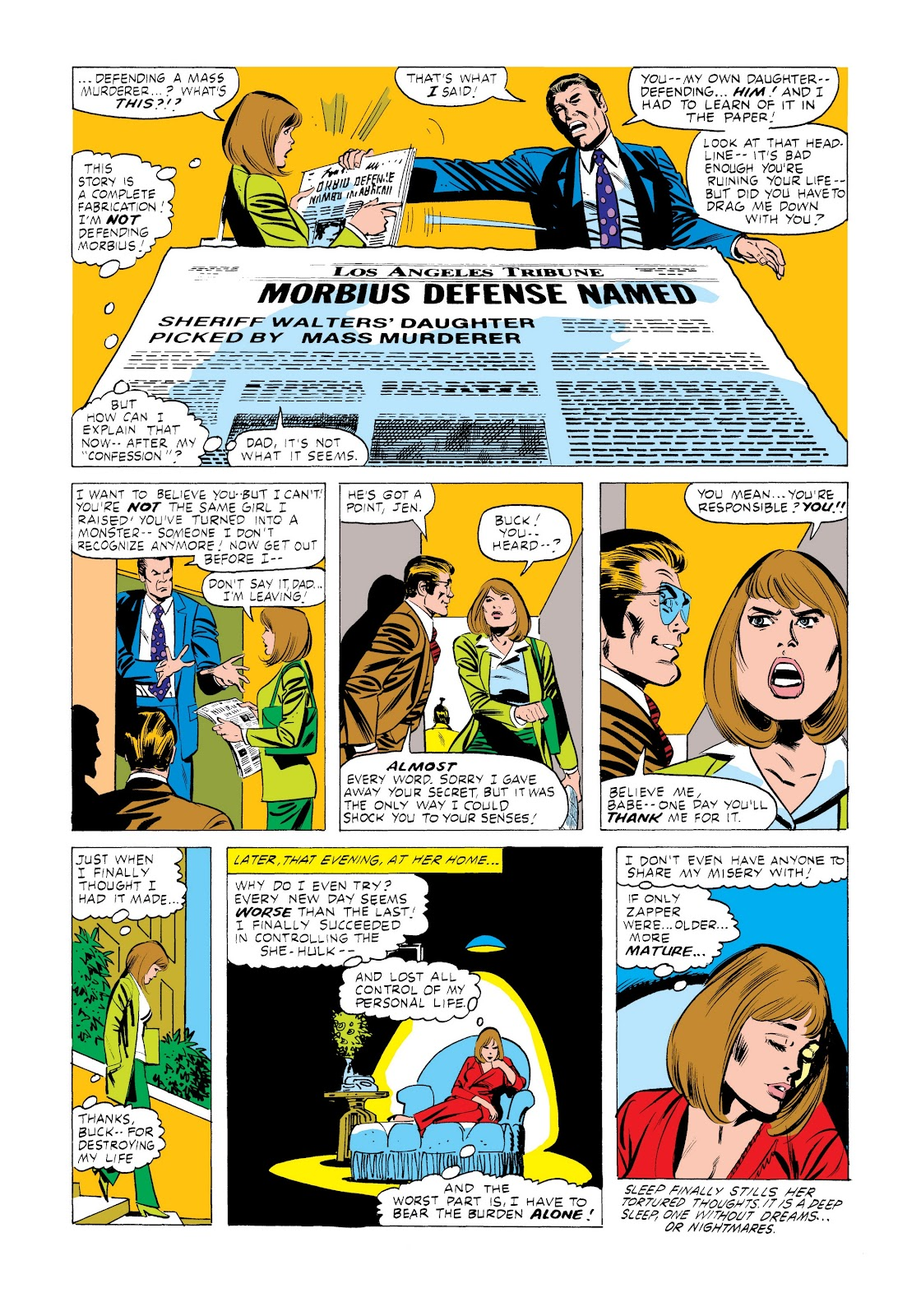 Marvel Masterworks: The Savage She-Hulk issue TPB_1_(Part_3) - Page 24
