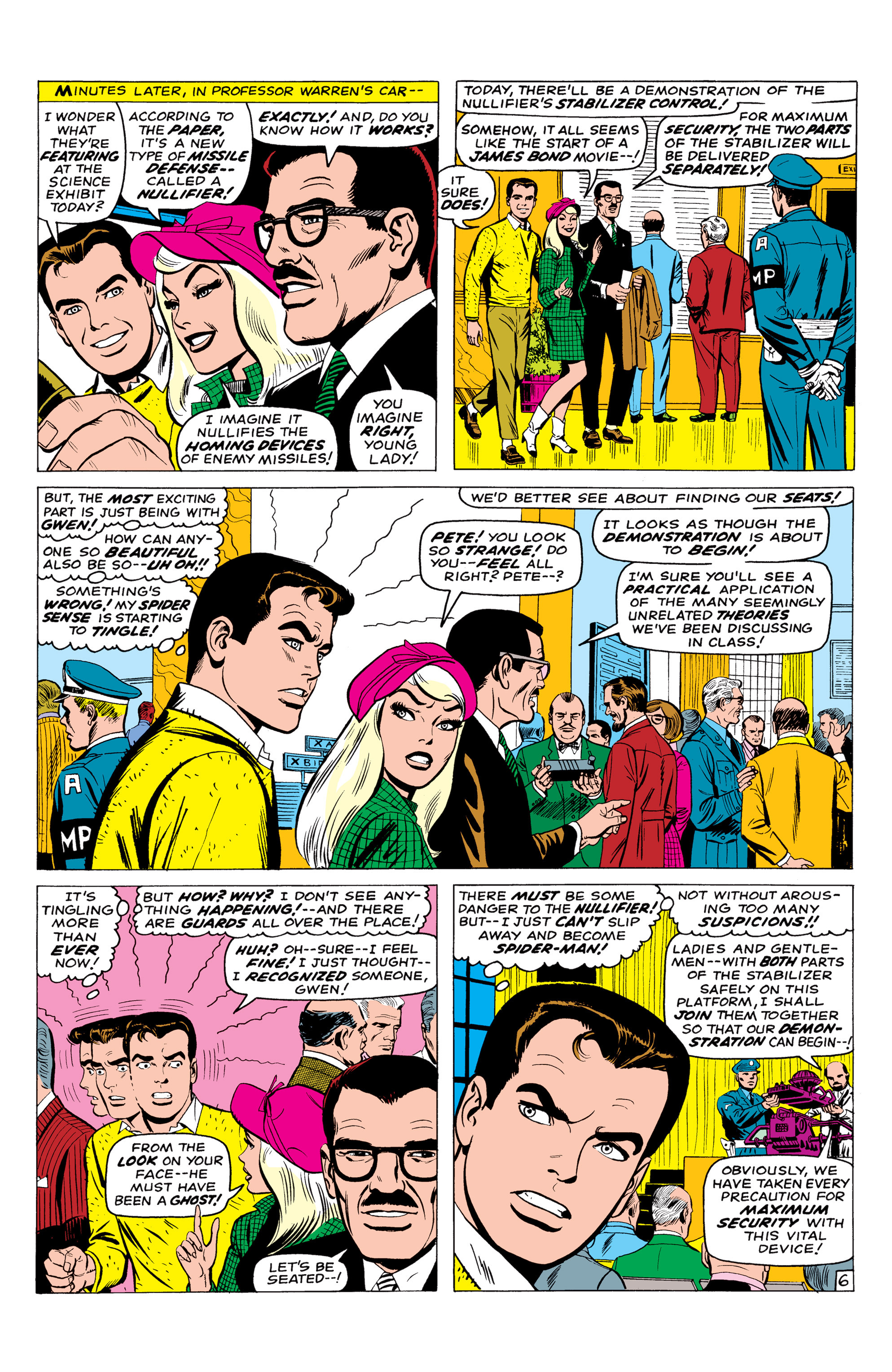 The Amazing Spider-Man (1963) 53 Page 6