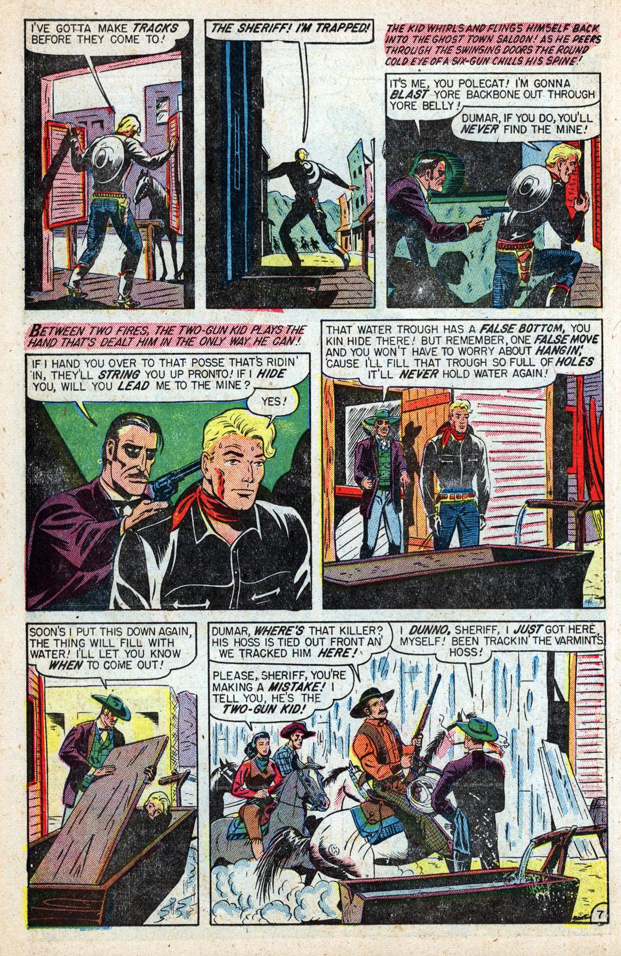 Read online Two-Gun Kid comic -  Issue #4 - 20