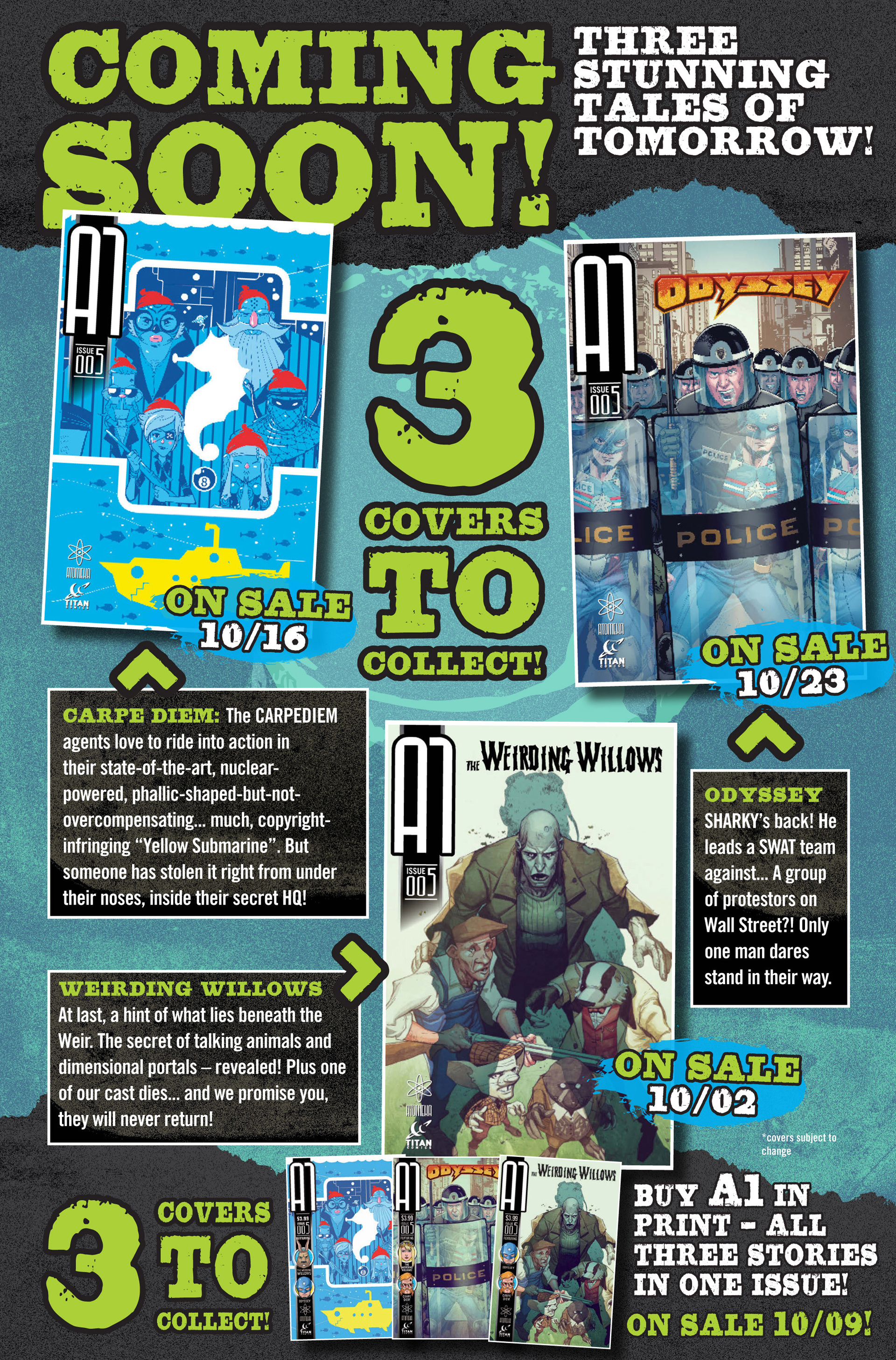 Read online A1 comic -  Issue #4 - 16