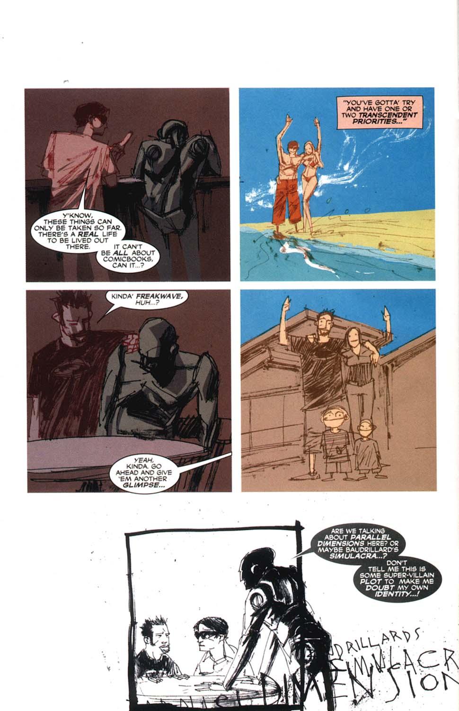 Read online Automatic Kafka comic -  Issue #9 - 11