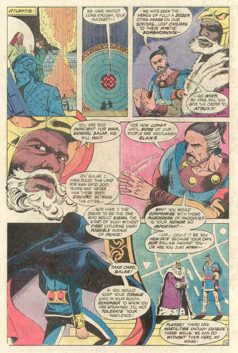 Read online Arion, Lord of Atlantis comic -  Issue #2 - 13