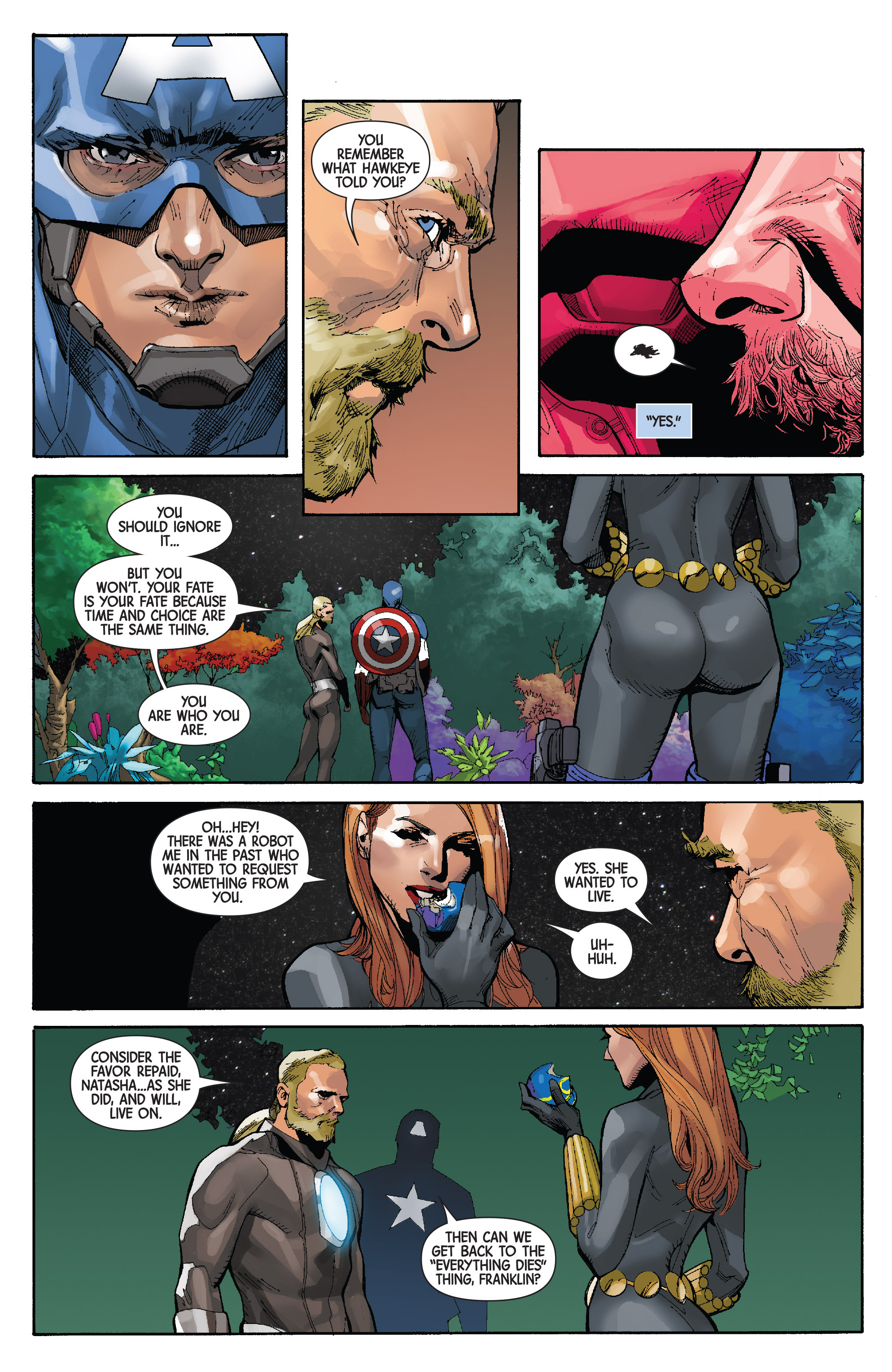 Read online Avengers (2013) comic -  Issue #Avengers (2013) _TPB 6 - 95