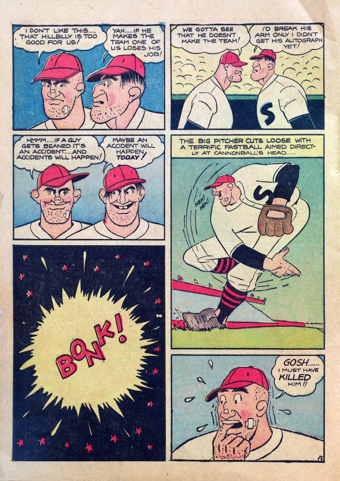 Read online Joker Comics comic -  Issue #1 - 52